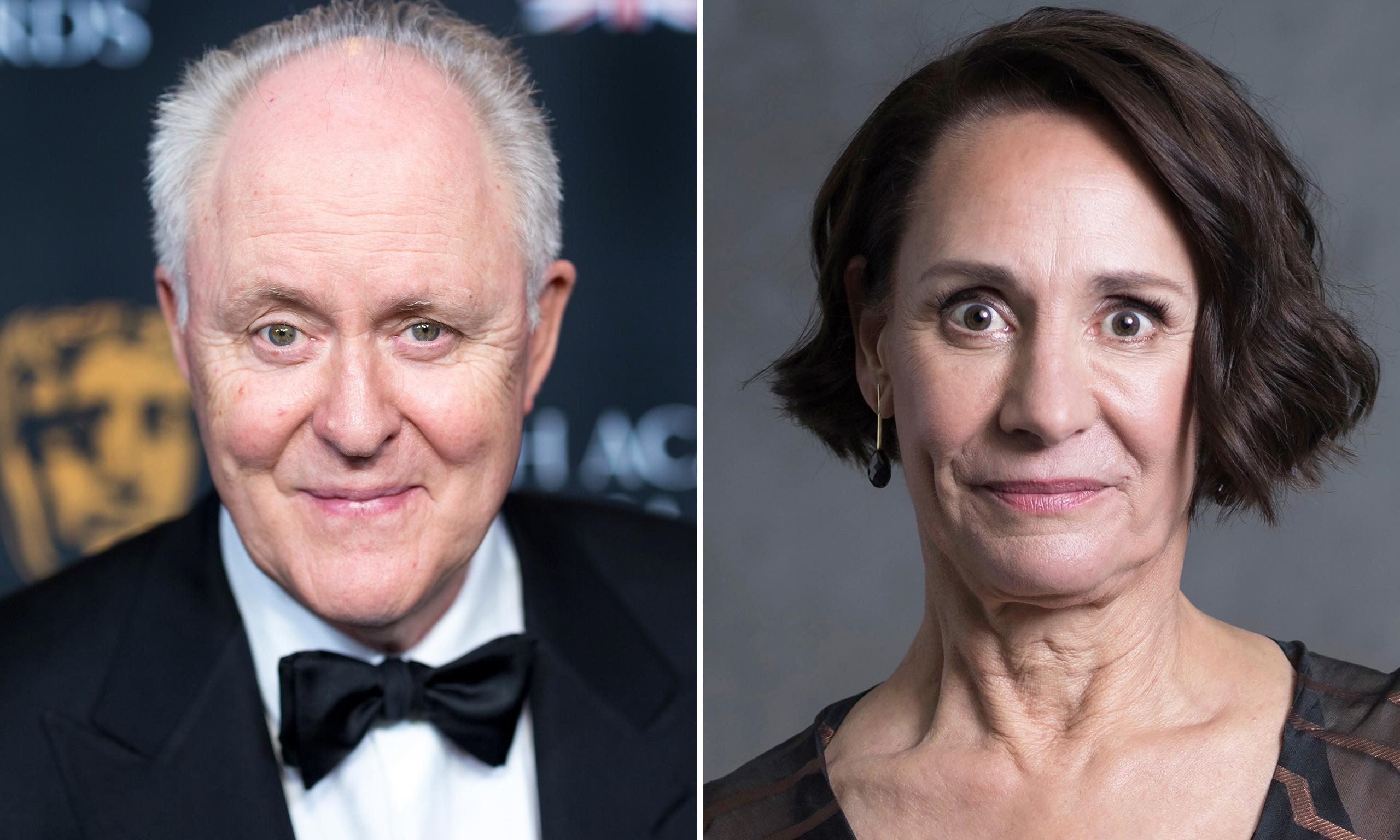 Laurie Metcalf and John Lithgow to play the Clintons on Broadway