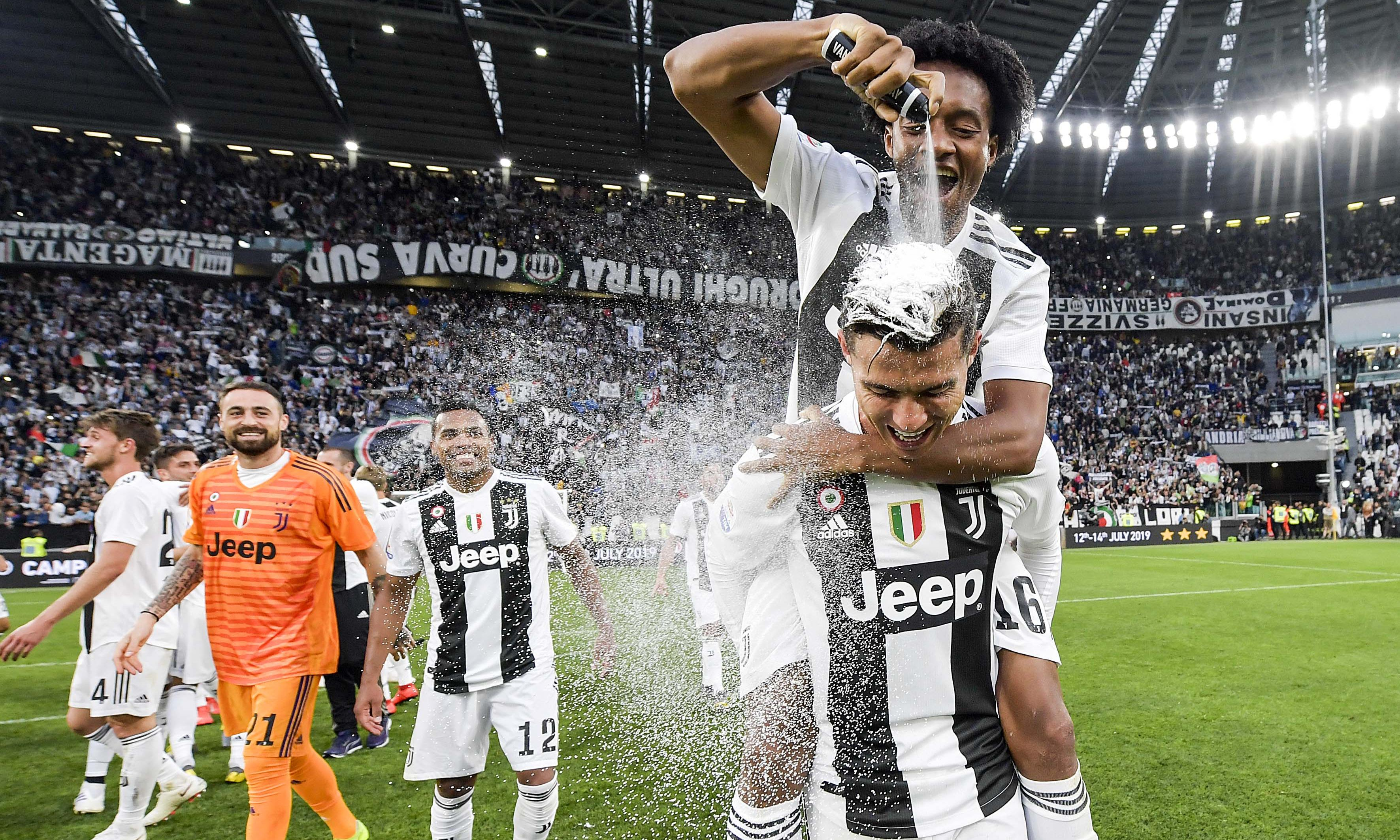 Juventus's muted title celebrations an acknowledgment of work to be done