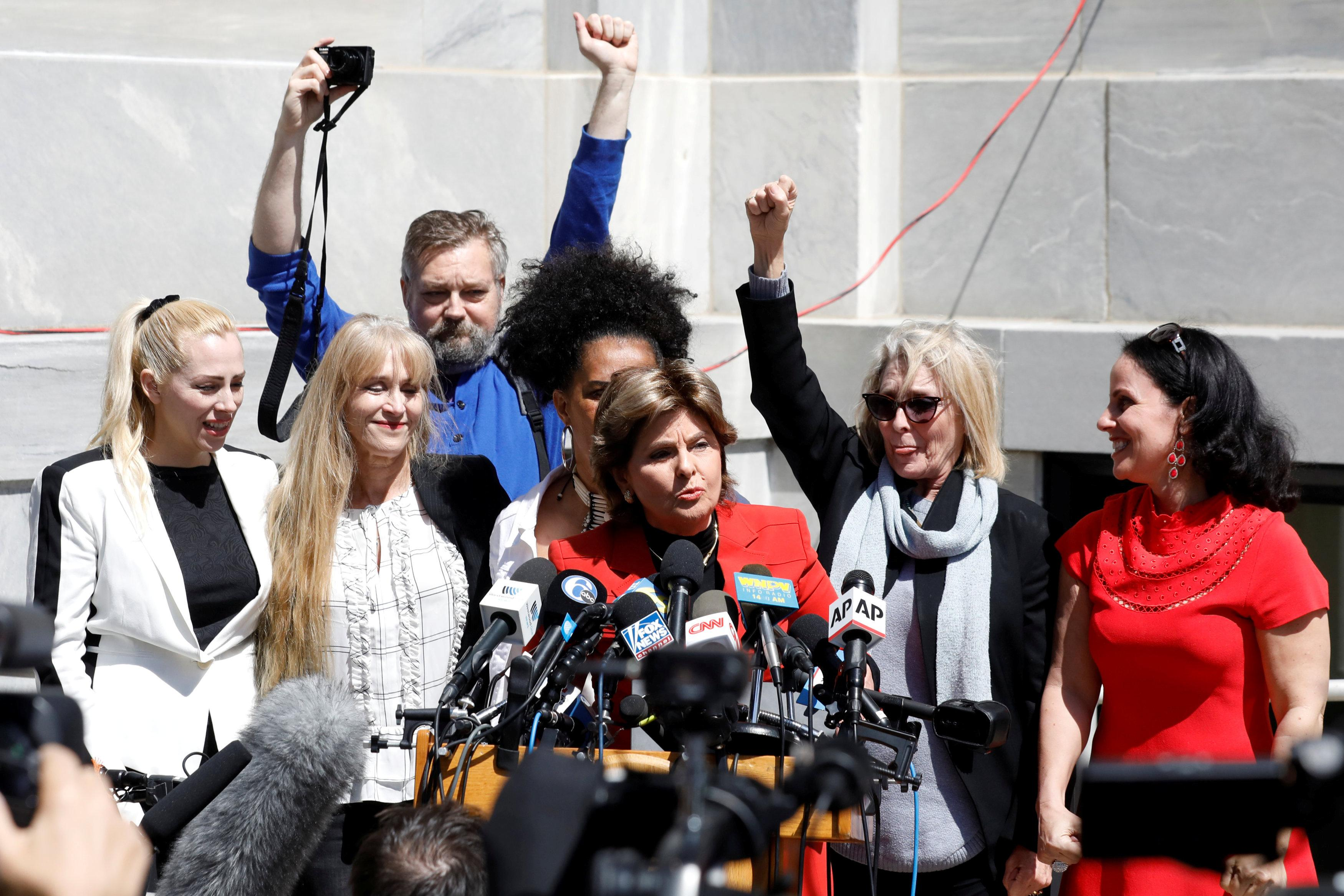 'I was shocked by the verdict': Gloria Allred, lawyer for 33 of Bill Cosby's accusers