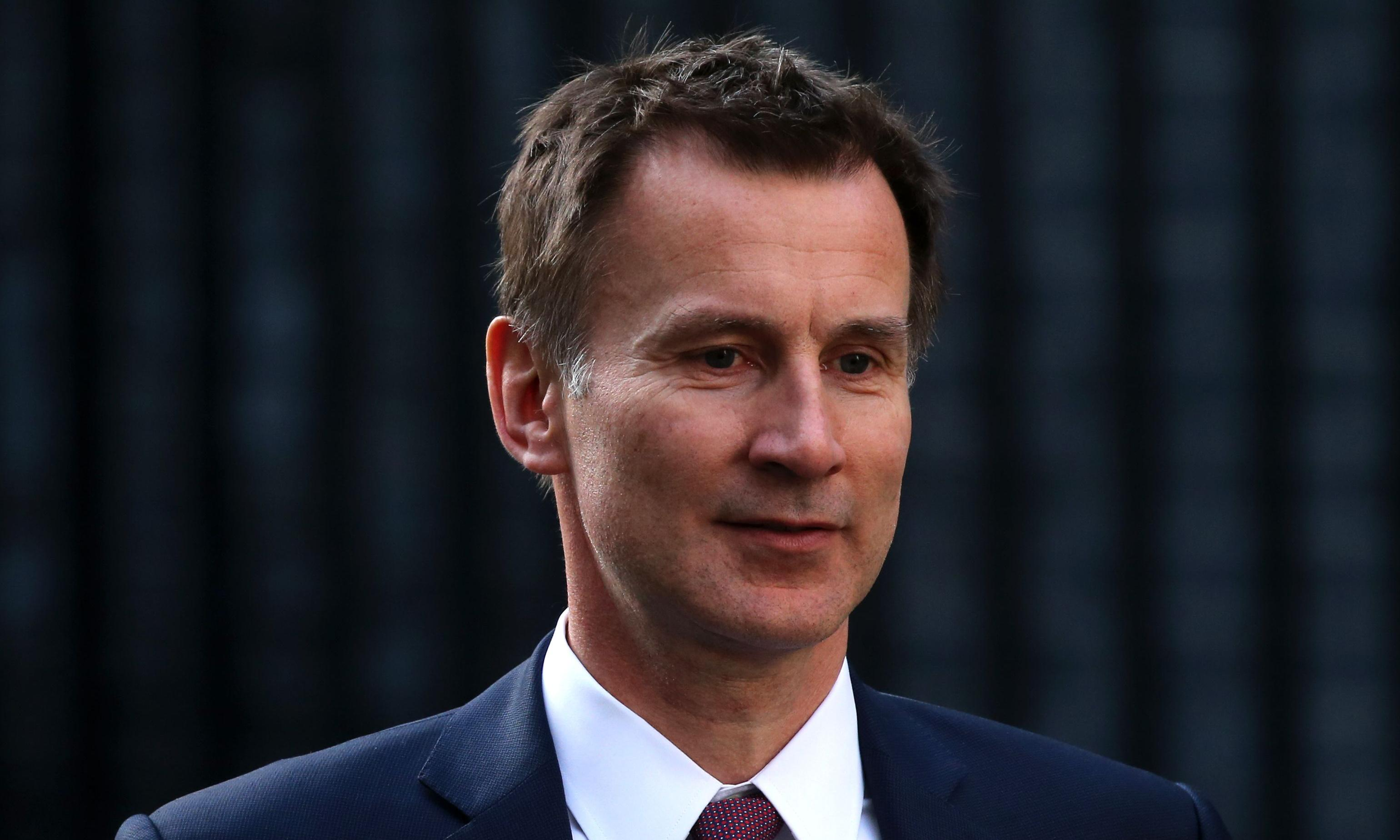 Jeremy Hunt raises plight of Christians in Easter message
