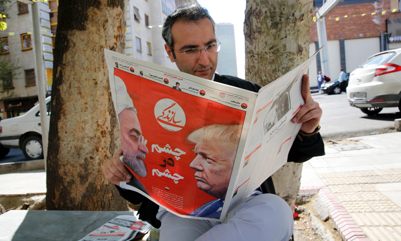 Trump's Iran terrorist designation is designed to lock in endless enmity