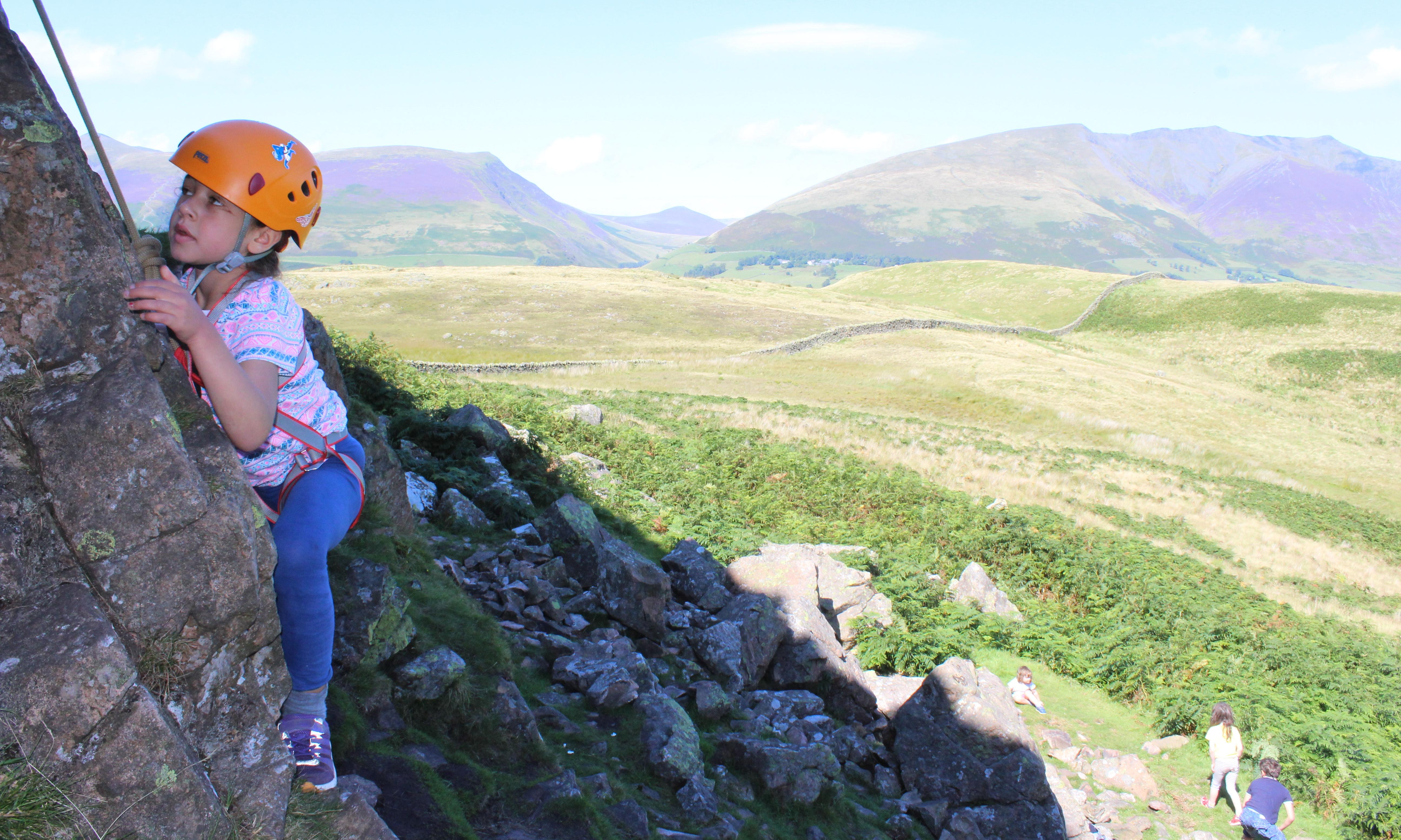 The Lake District: a giant natural playground for adventurous kids