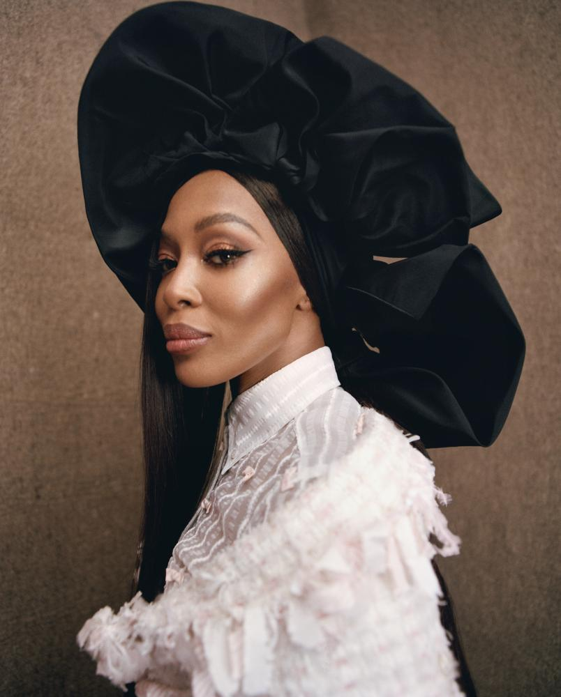 Naomi Campbell photographed in London Oct 2019