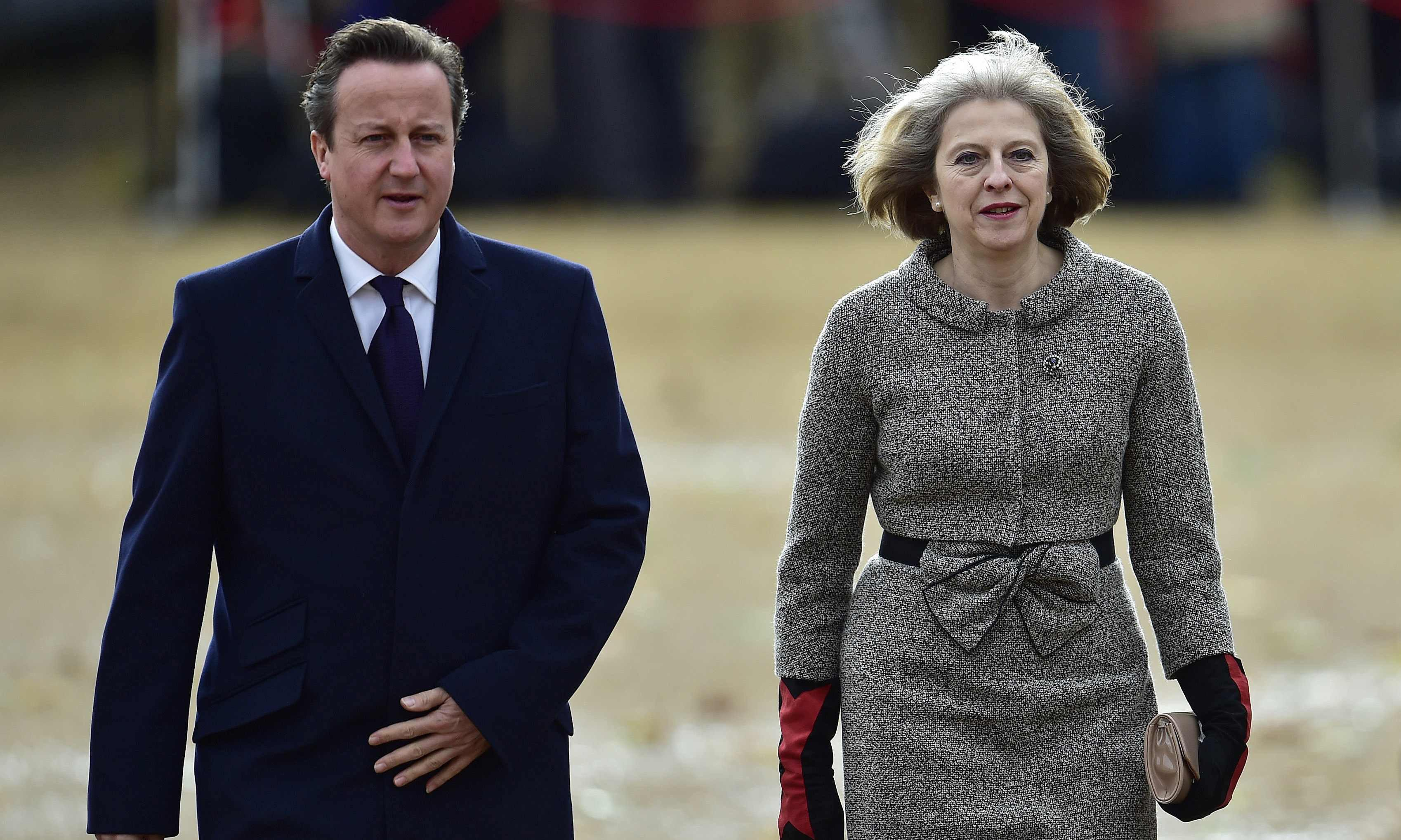 Cameron's arrogance hurt the country, but May's insults cut deep