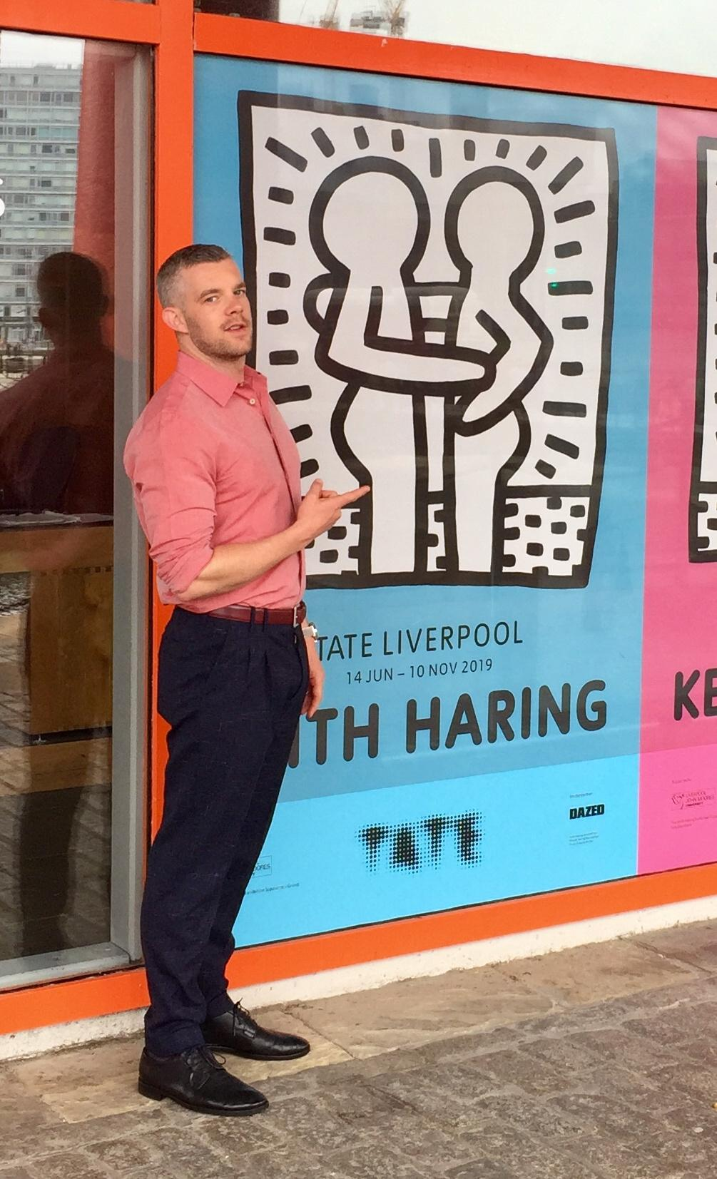 Russell Tovey: 'Pink is the opposite of emasculating; I'm not shy about wearing it'