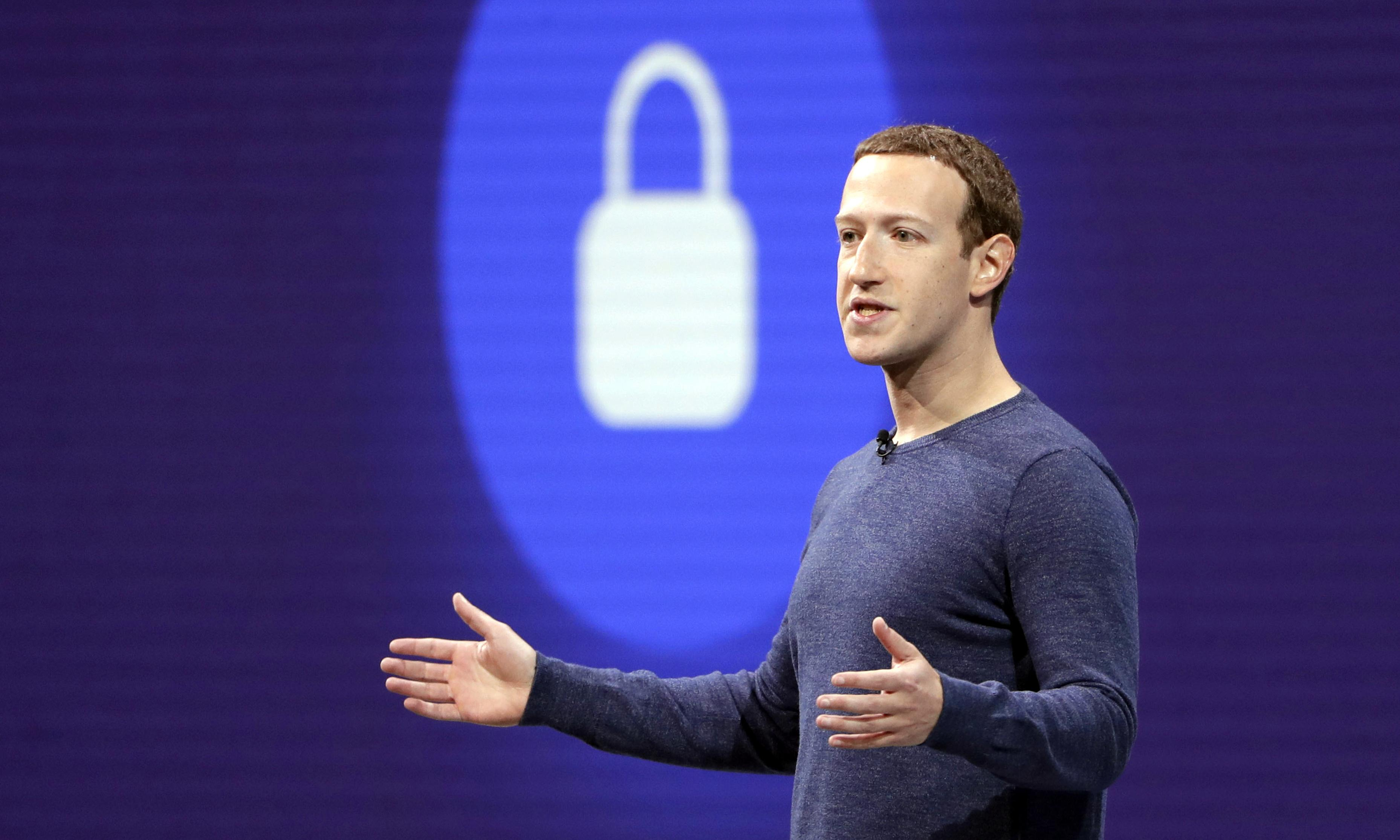 Culture secretary to meet Mark Zuckerberg in US after snub to MPs