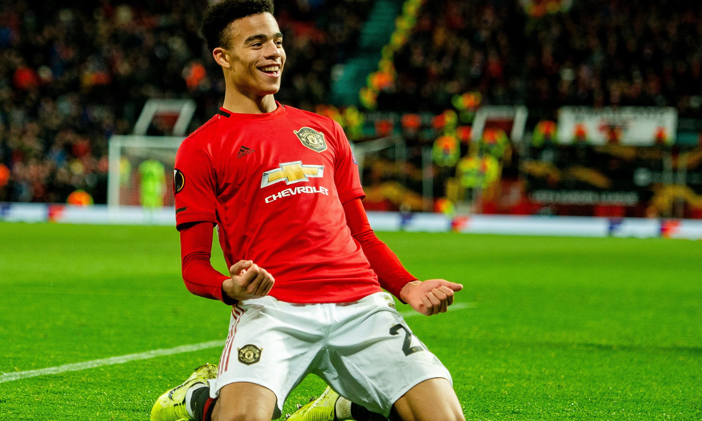 Mason Greenwood double leads Manchester United past AZ Alkmaar