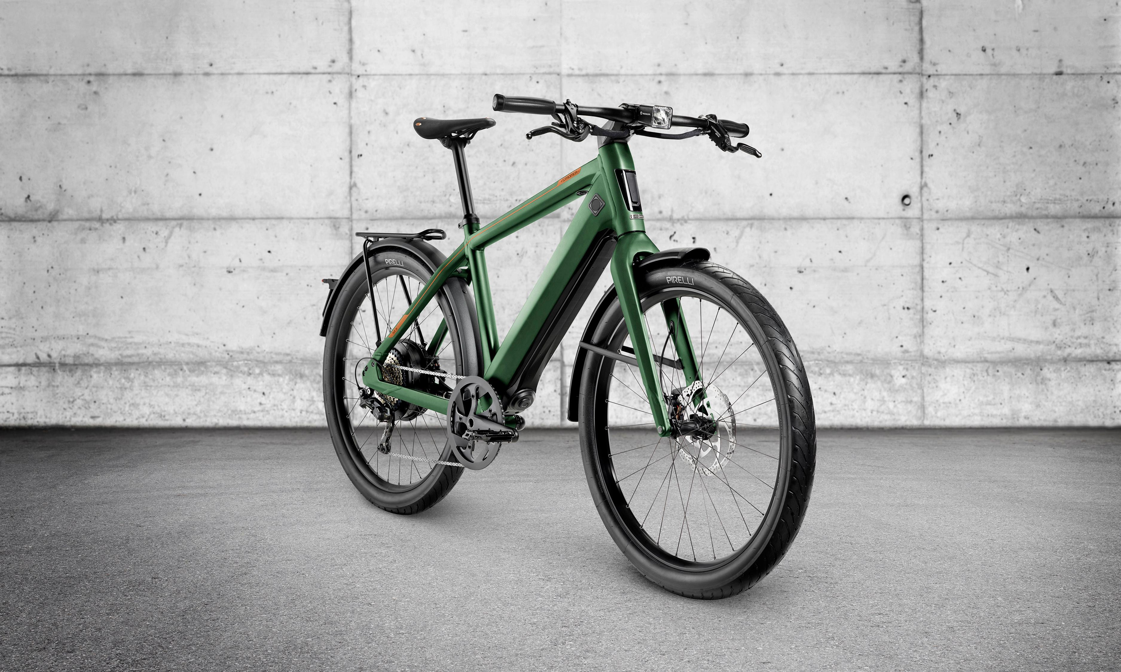 Stromer ST3 electric bike: 'Part bicycle, part rocket booster'