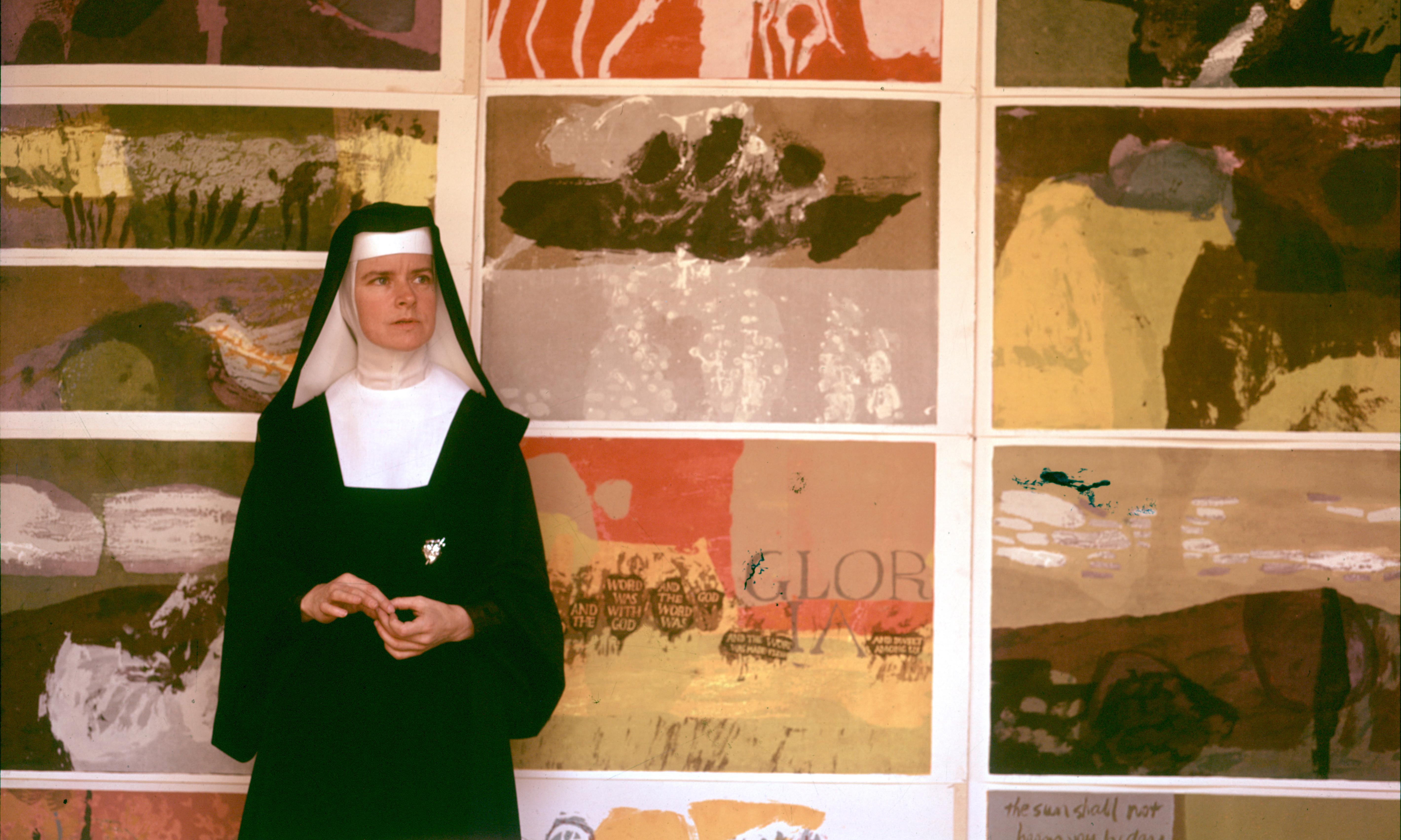 Corita Kent, the pop art nun