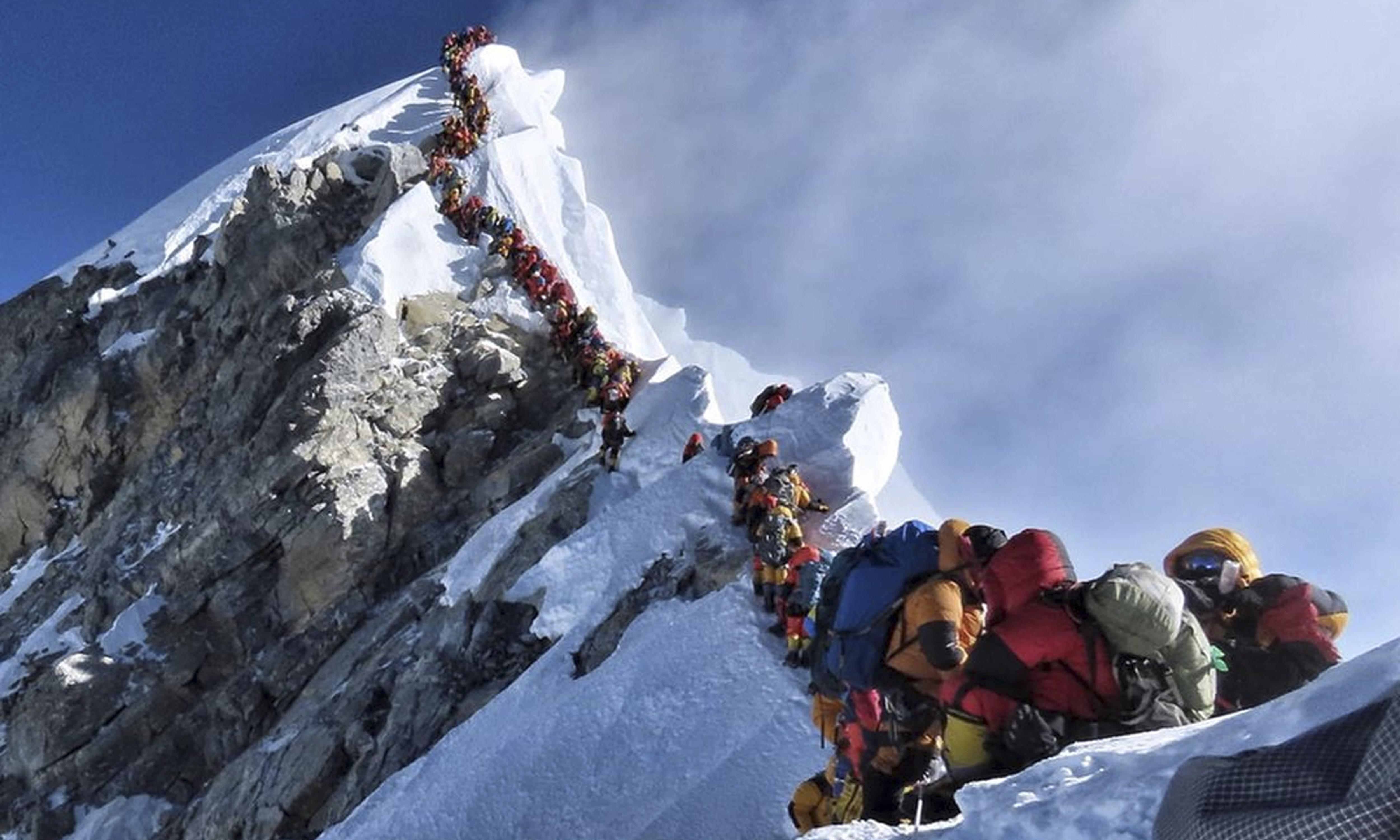 After Everest, we have to rethink the places we are loving to death