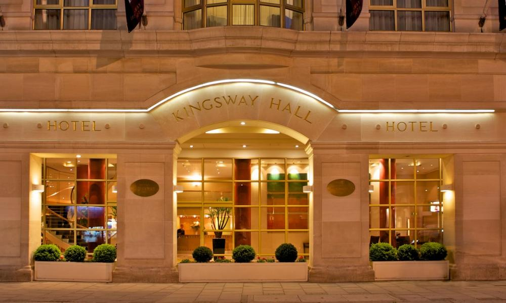 The Kingsway Hall Hotel London