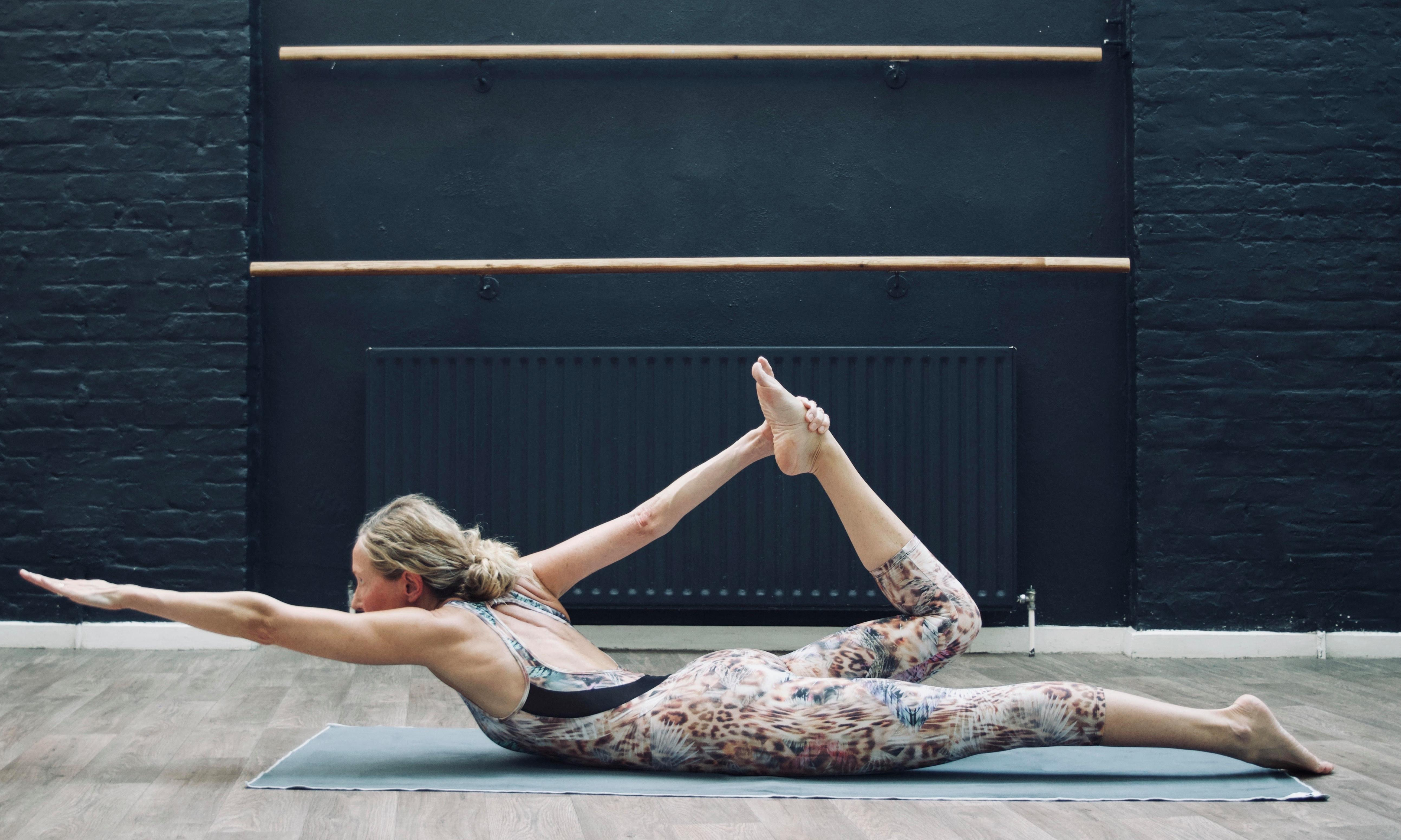 Fitness tips: three of the best primal yoga poses