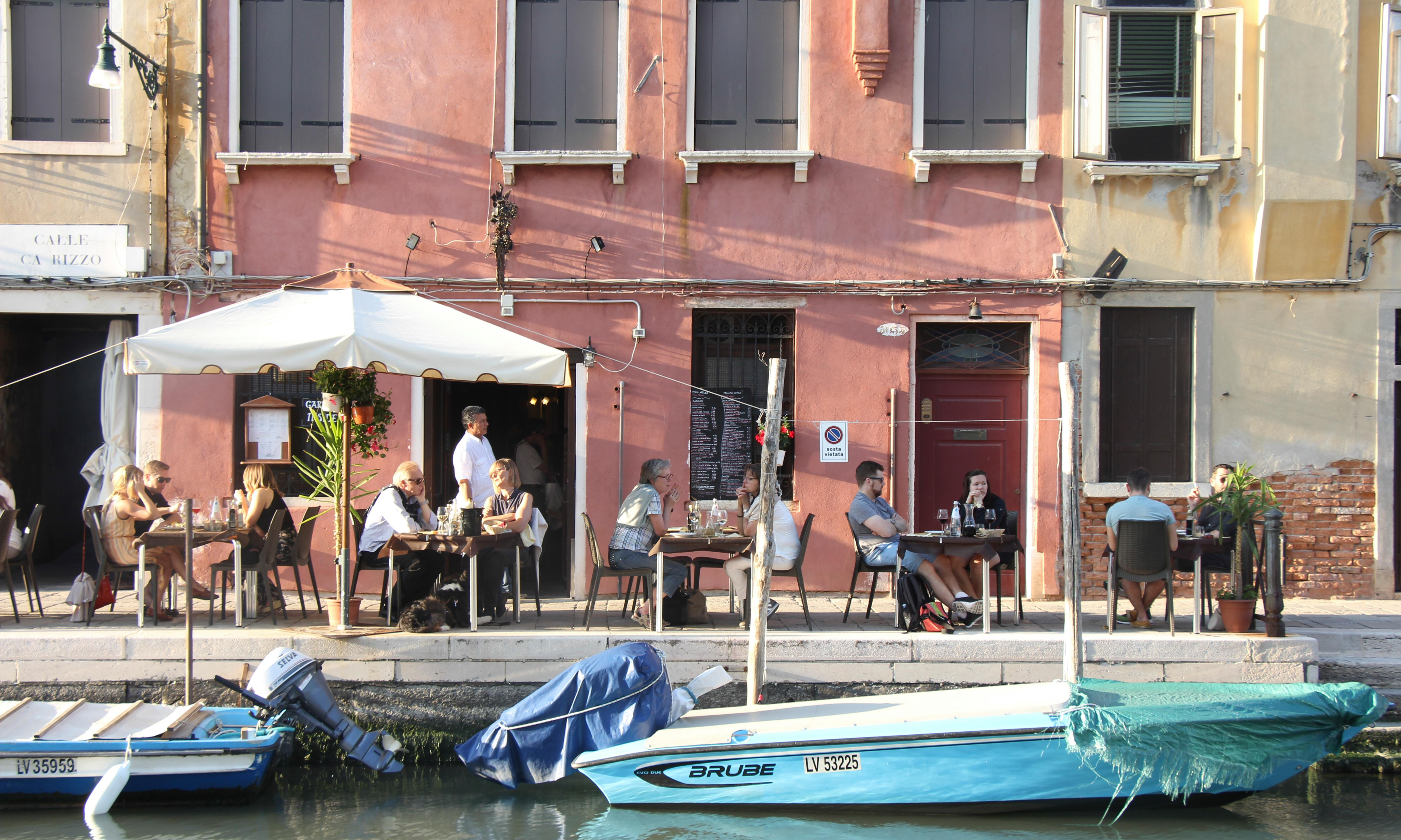 10 of the best restaurants near Venice's major attractions