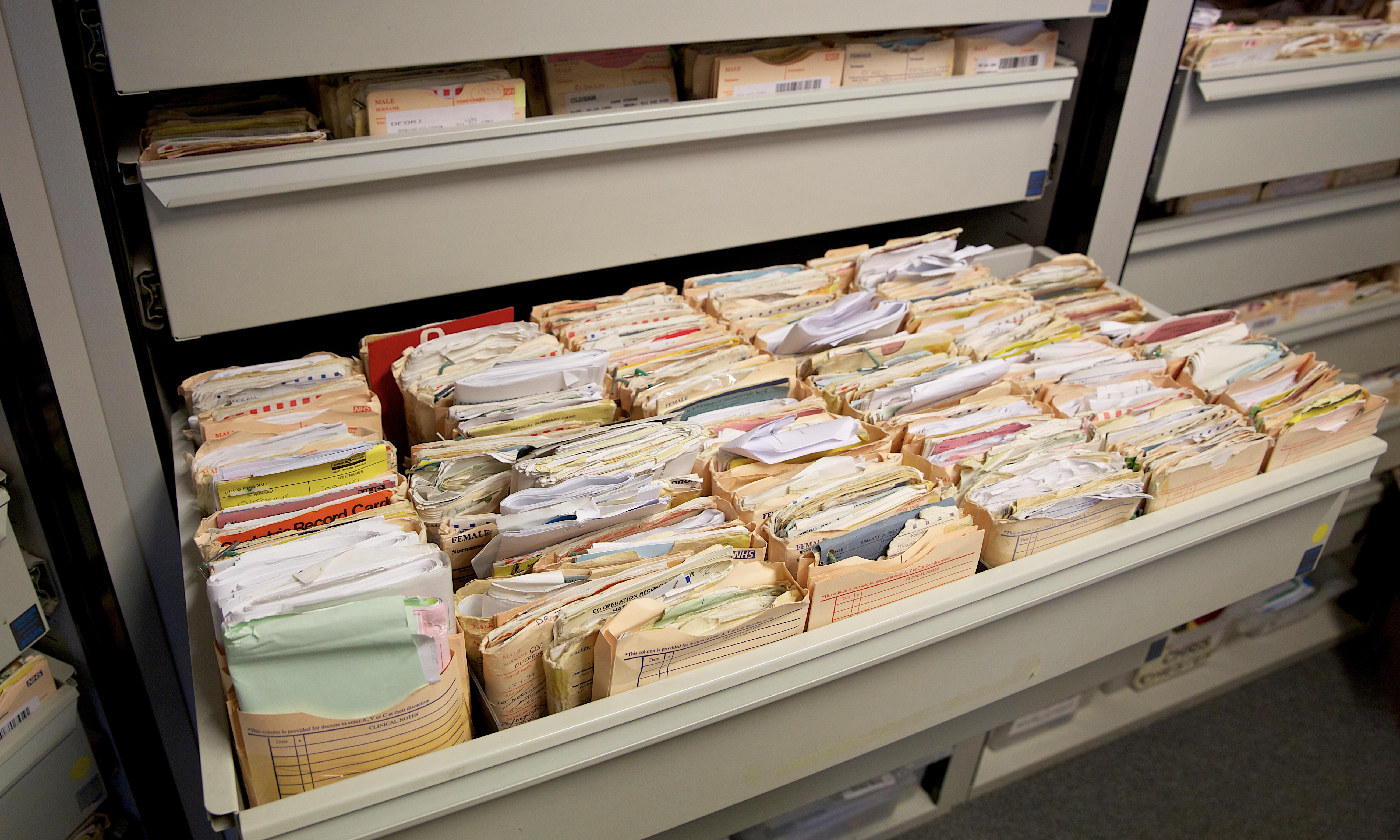 Revealed: how drugs giants can access your health records