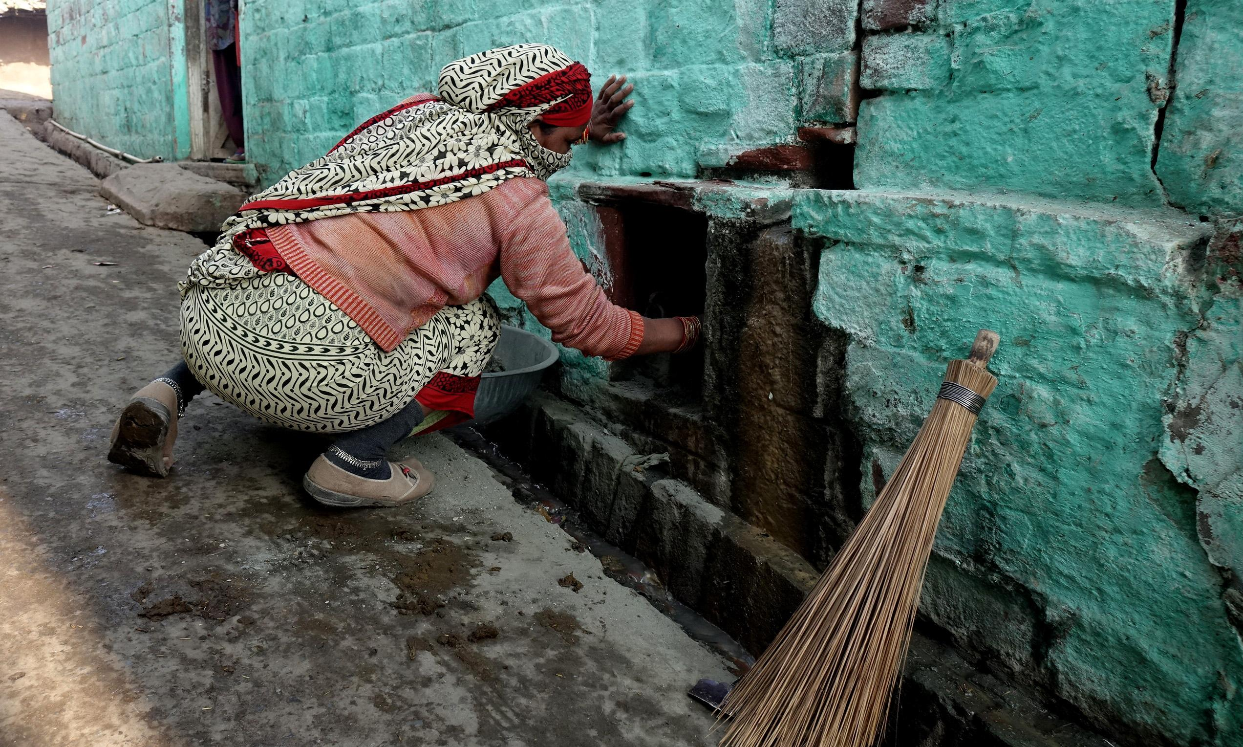 'I'm born to do this': Condemned by caste, India's sewer cleaners risk death daily