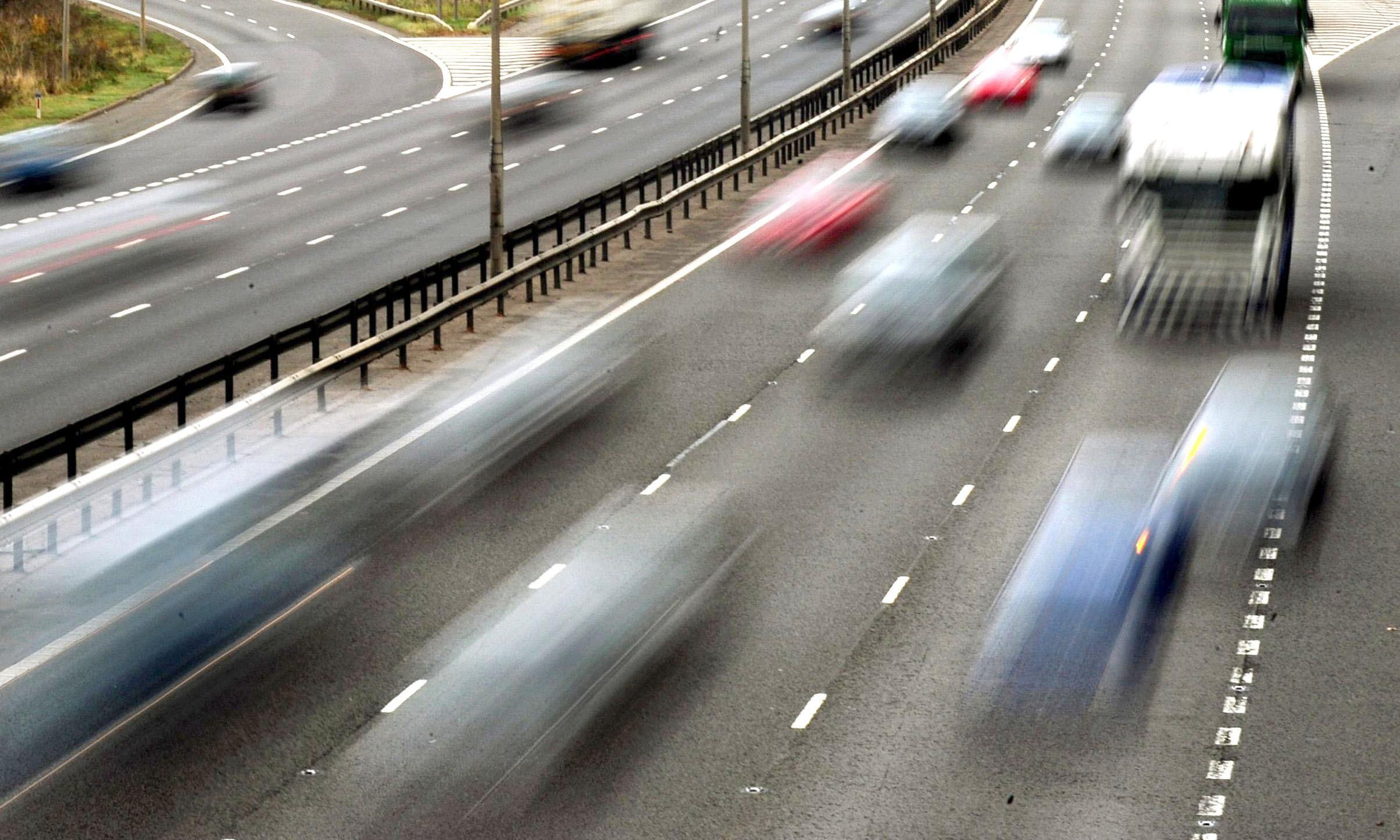 Leaver go-slow on roads leads to prosecutions