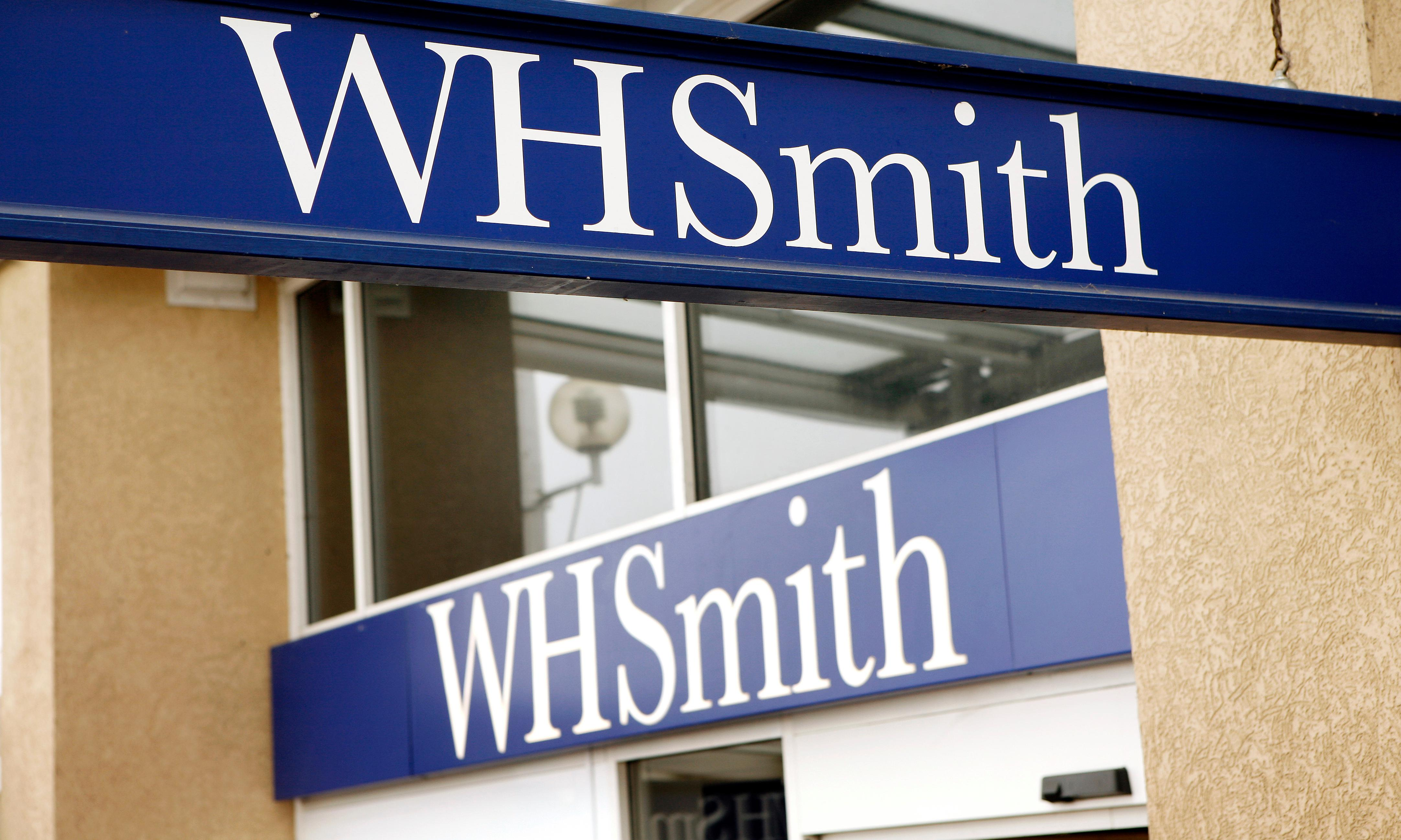 WH Smith apologises after outcry over hospital shop prices