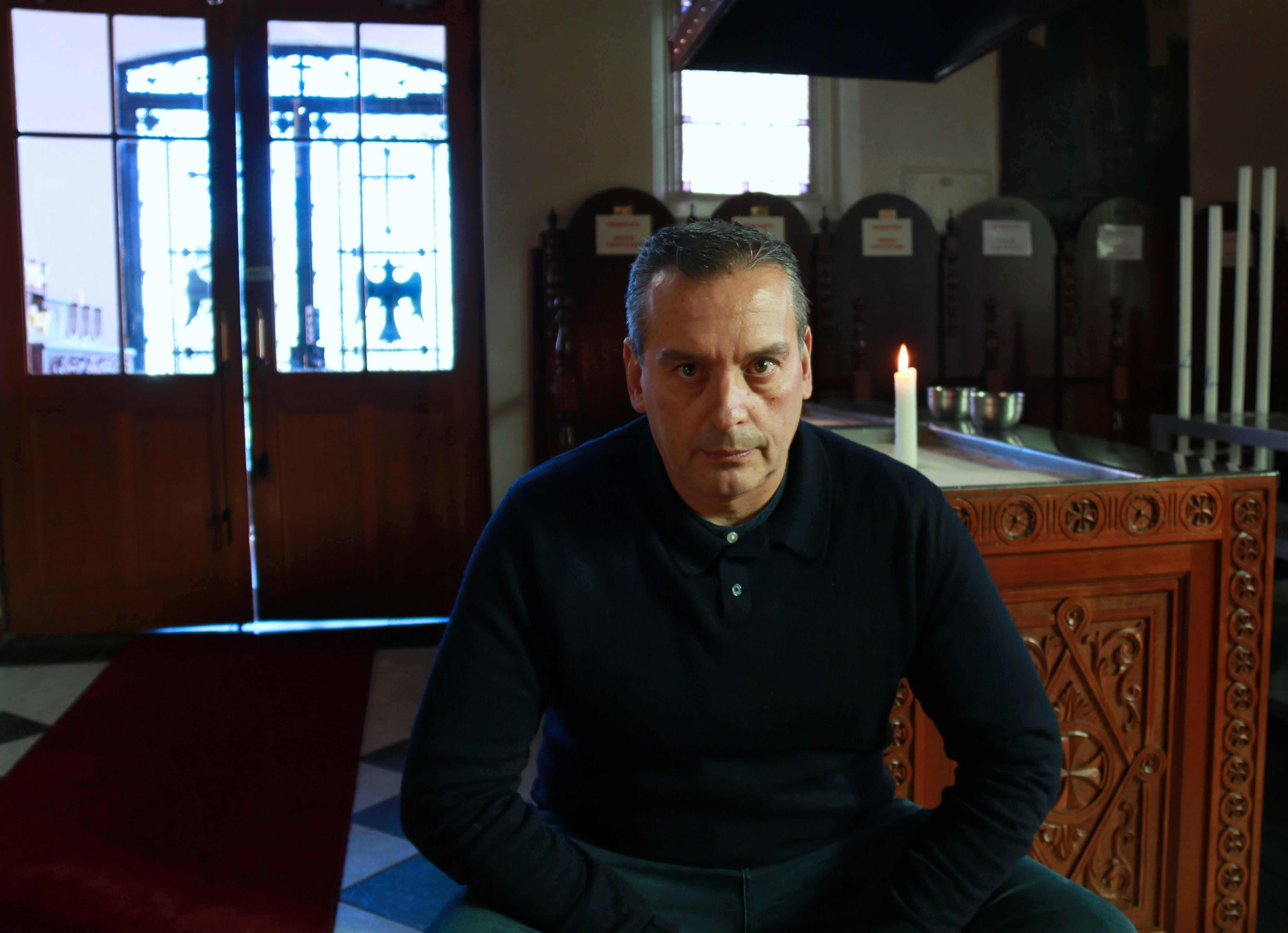 Shame, squalor and the birth of the Christian church: Christos Tsiolkas' wild ride to Damascus