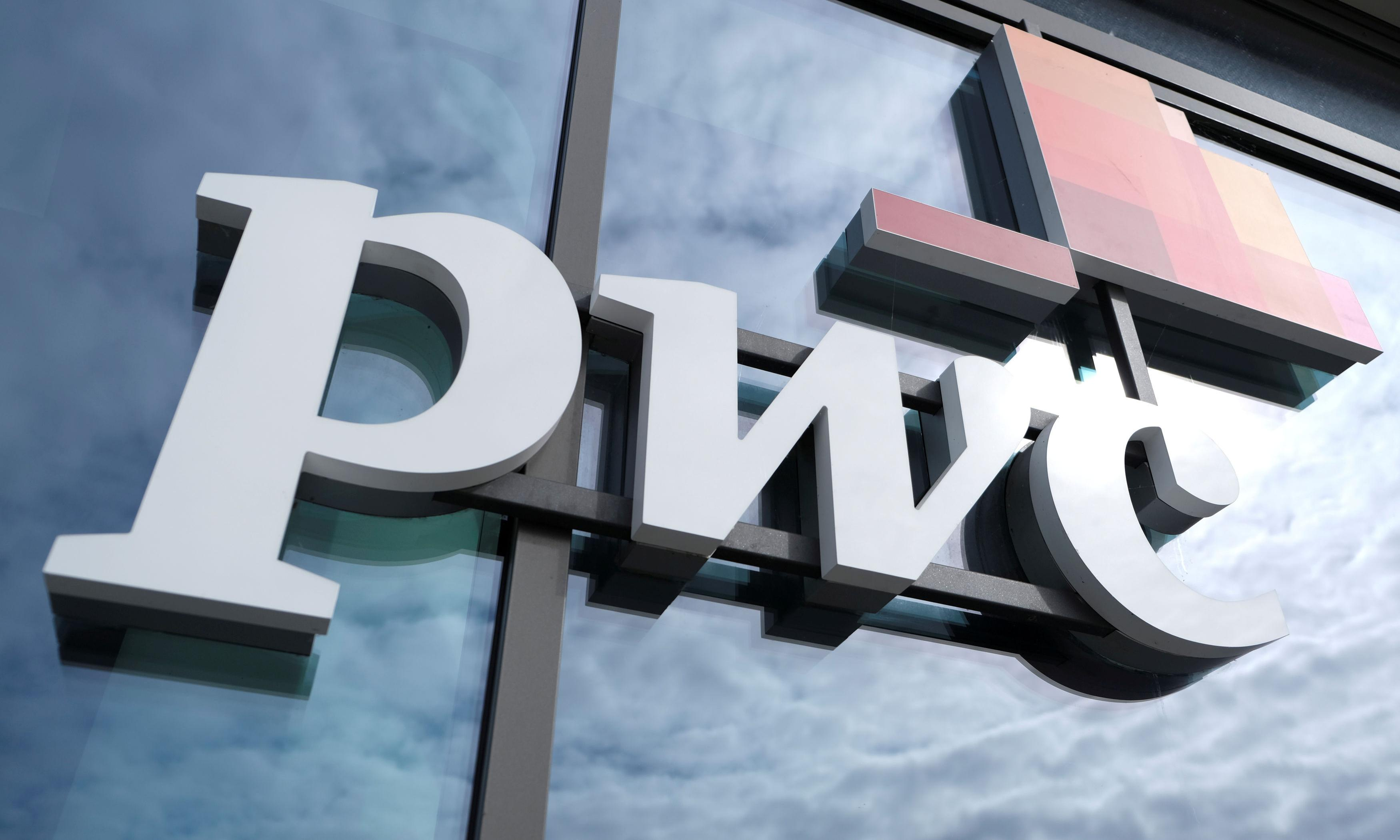 Former PwC partners share £100m windfall payout