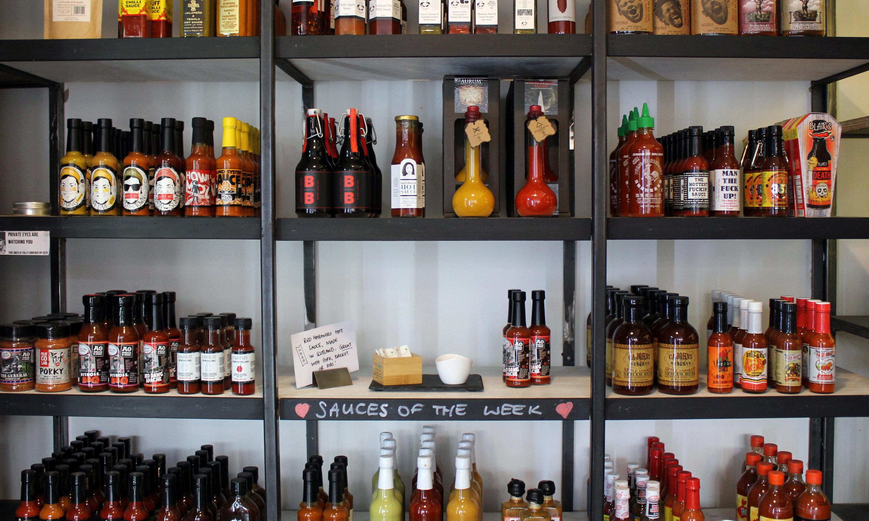 Packets of hot sauce save two people's lives in one month