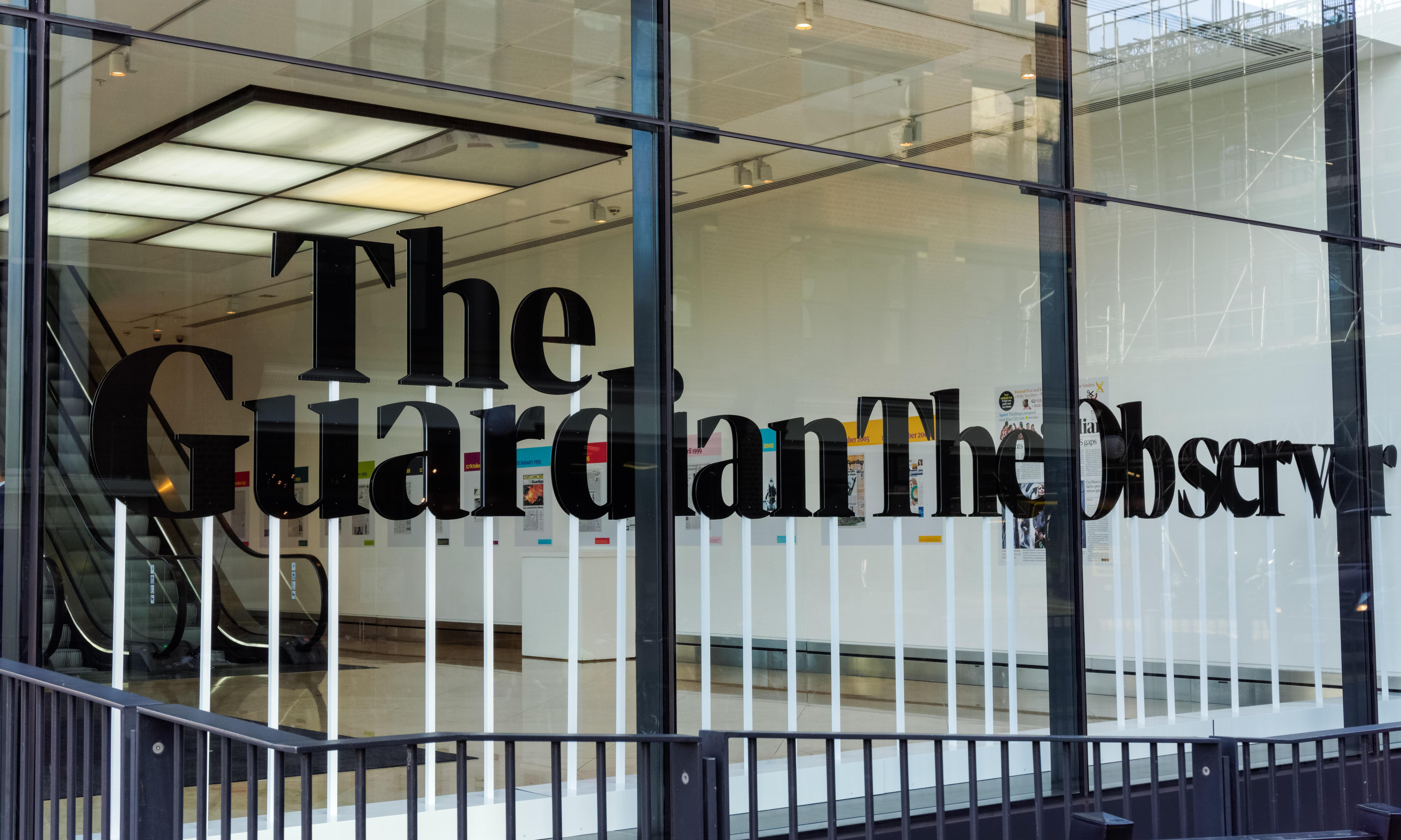 National Press Awards: Guardian and Observer receive 33 nominations