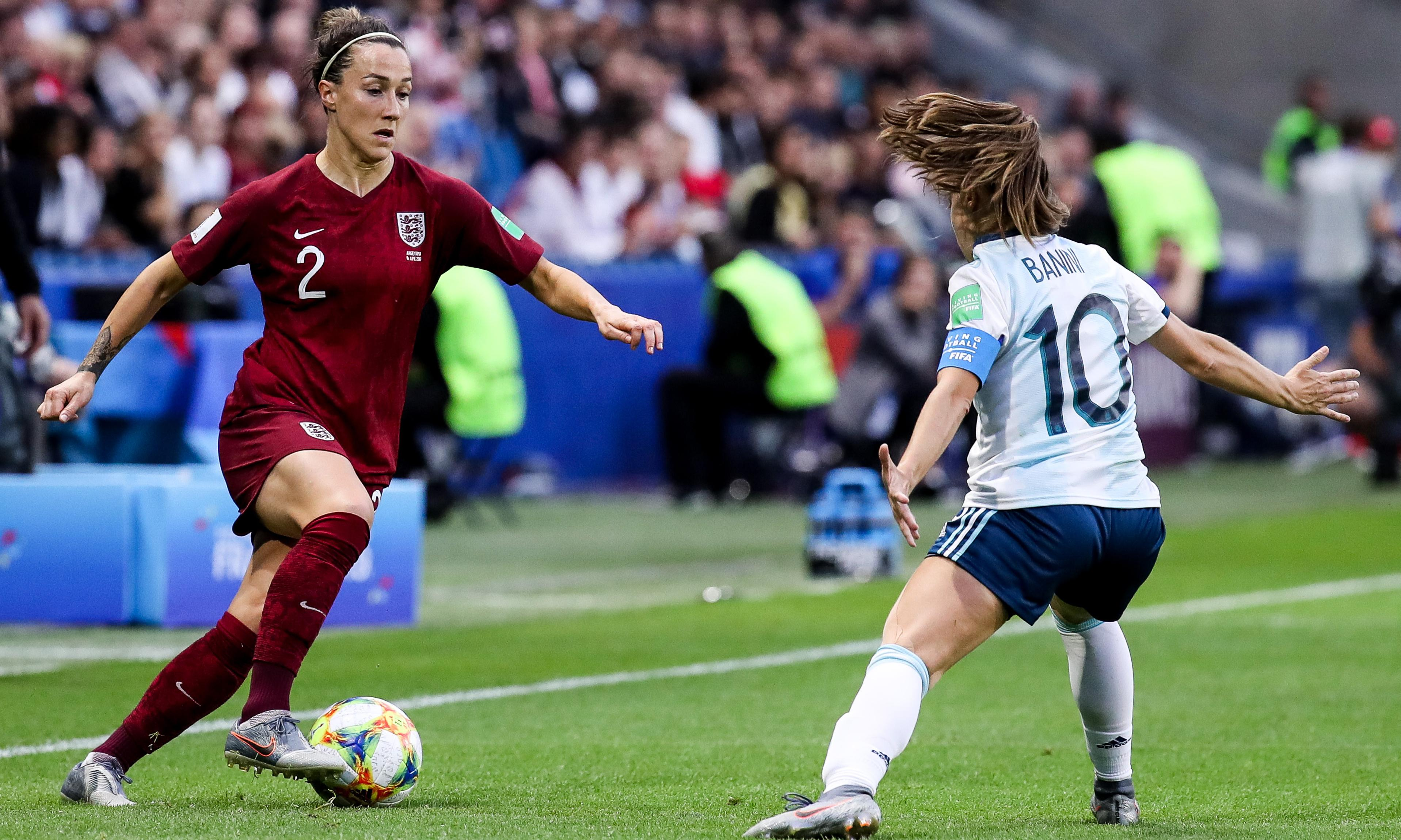 Lucy Bronze hails a 'more prepared' England before showdown with Japan
