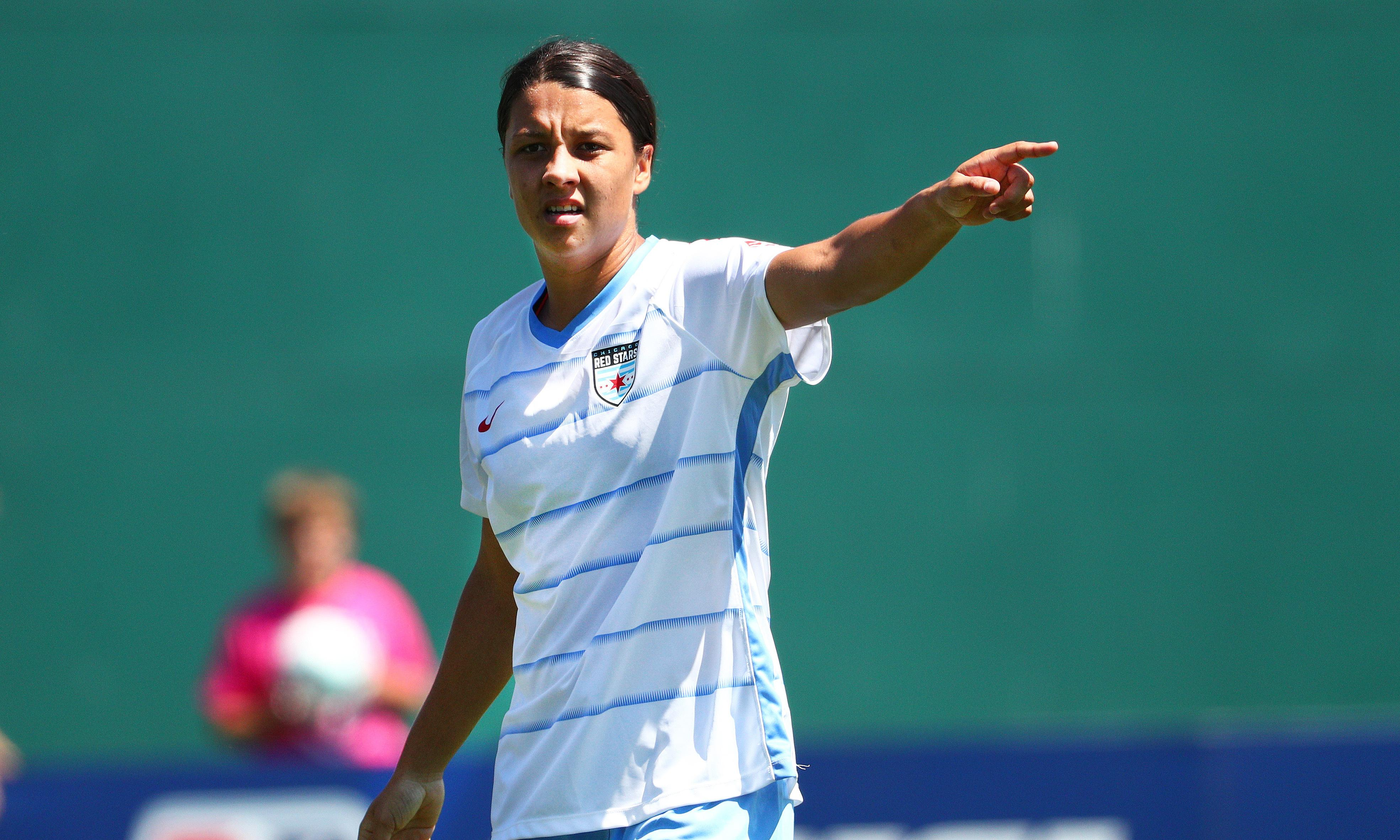 Sam Kerr to move on from Australia but can W-League move on from her?