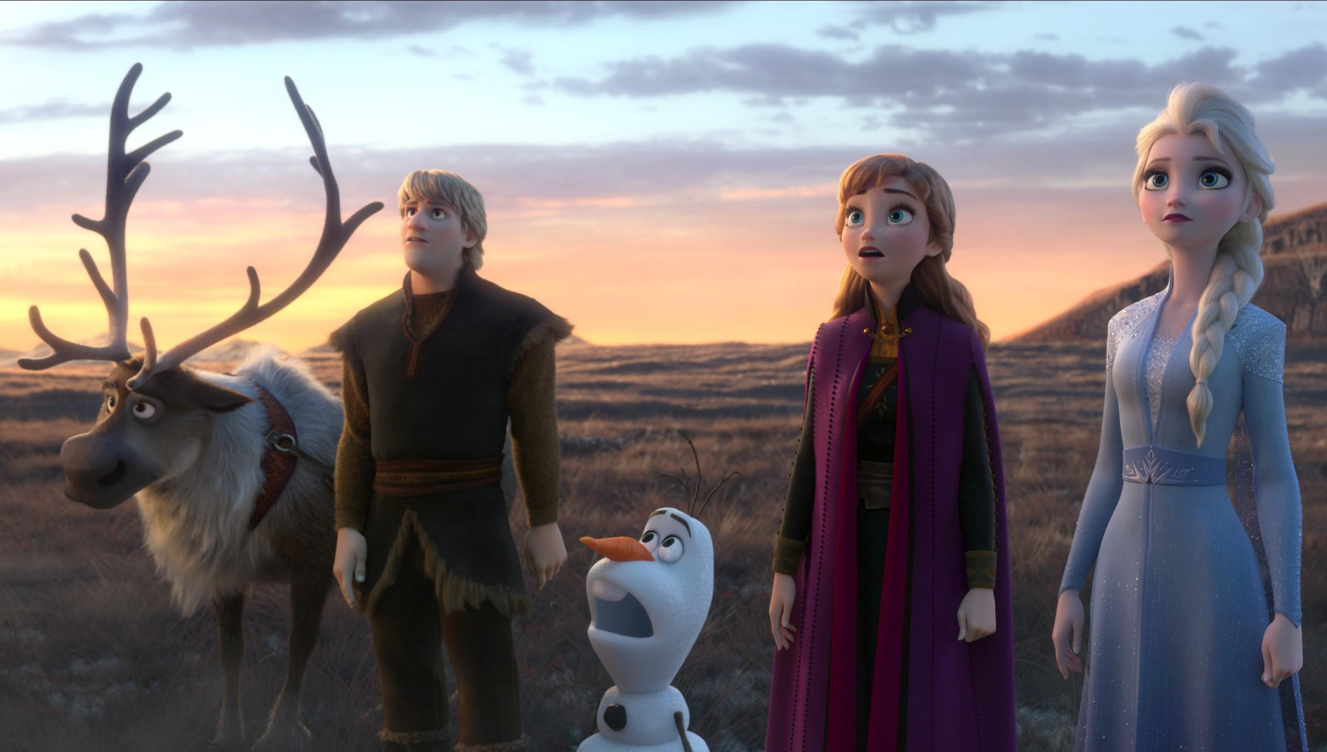 Frozen II review – a charming return but the thaw's setting in