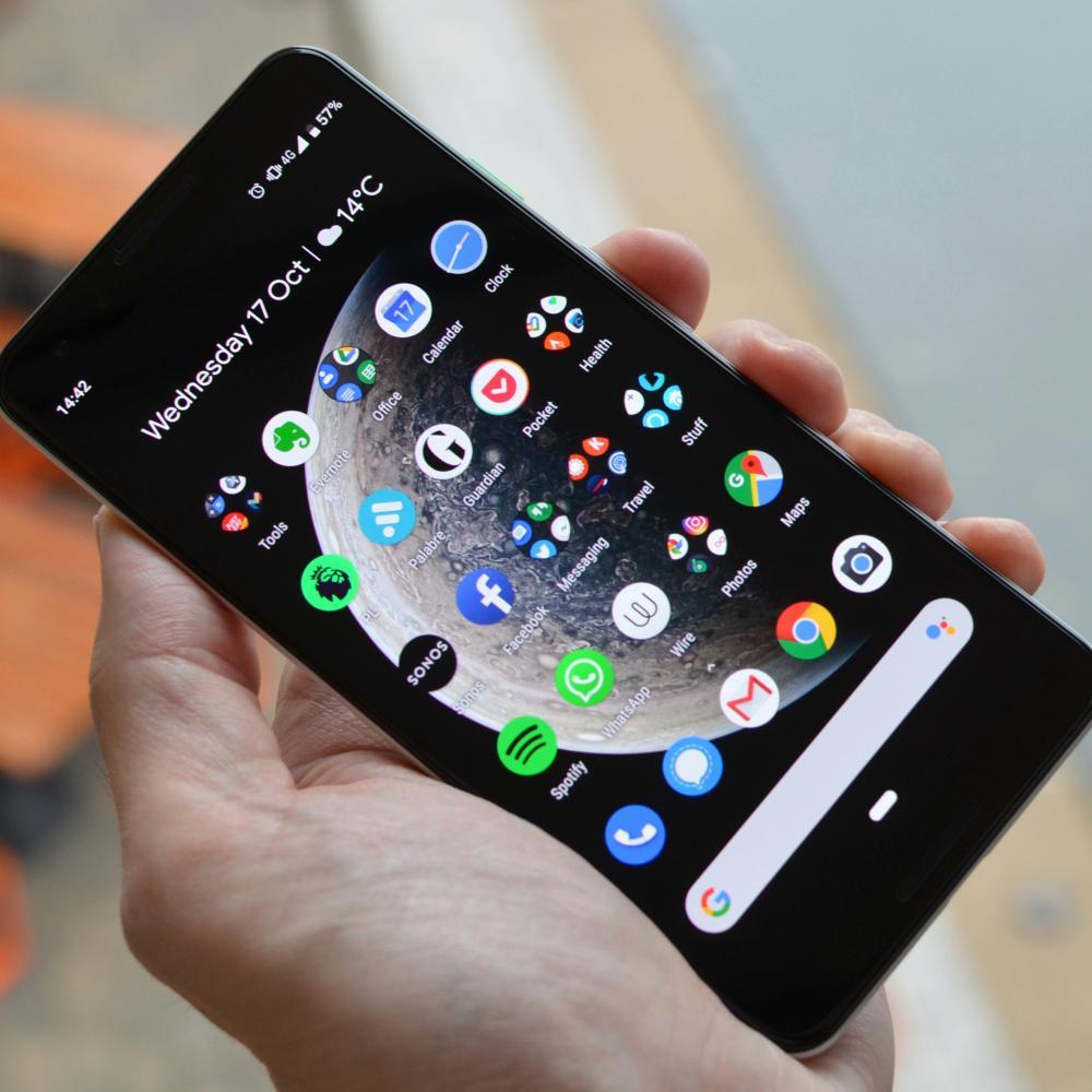 smartfon xaridorning hidoyat - Google pixel 3