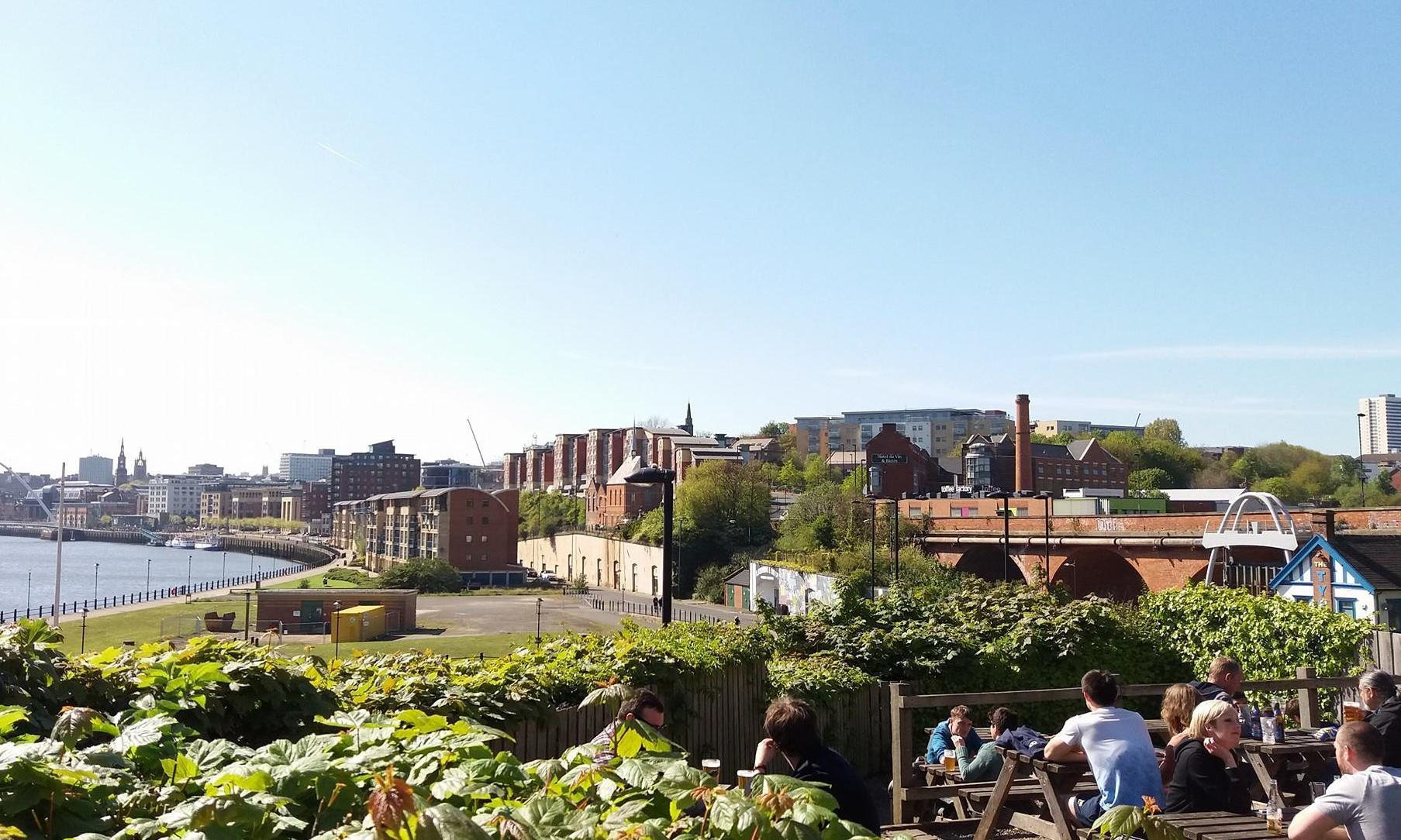 10 of the best UK beer gardens: readers' travel tips