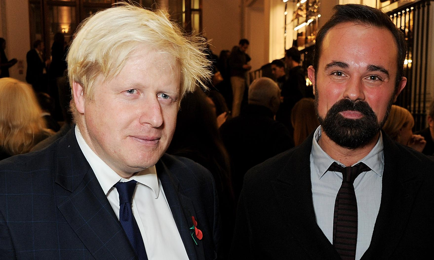 Johnson visit to Lebedev party after victory odd move for 'people's PM'