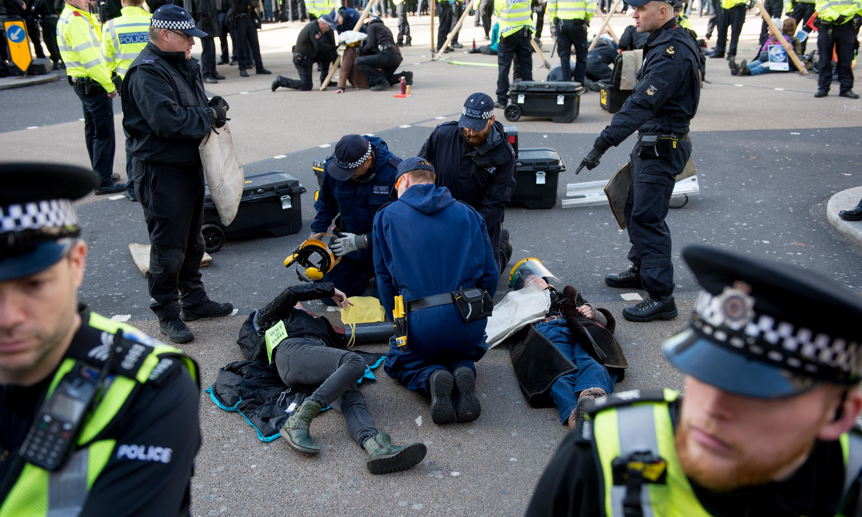 Met chief: update public nuisance law to tackle Extinction Rebellion
