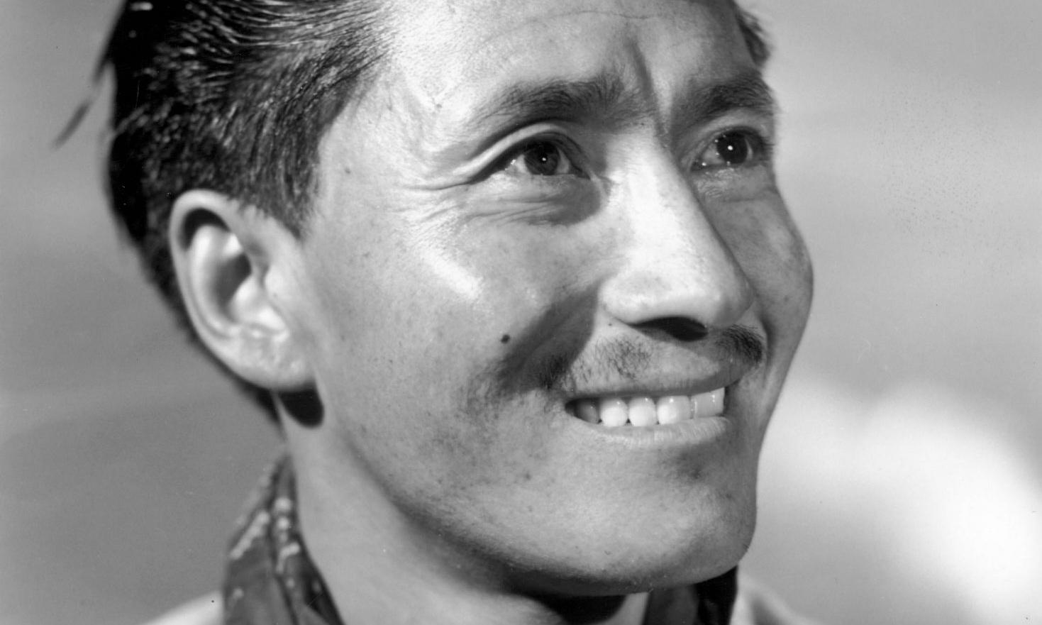 Tenzing Norgay, the Sherpa who climbed to the top of the world - archive, 10 May 1986