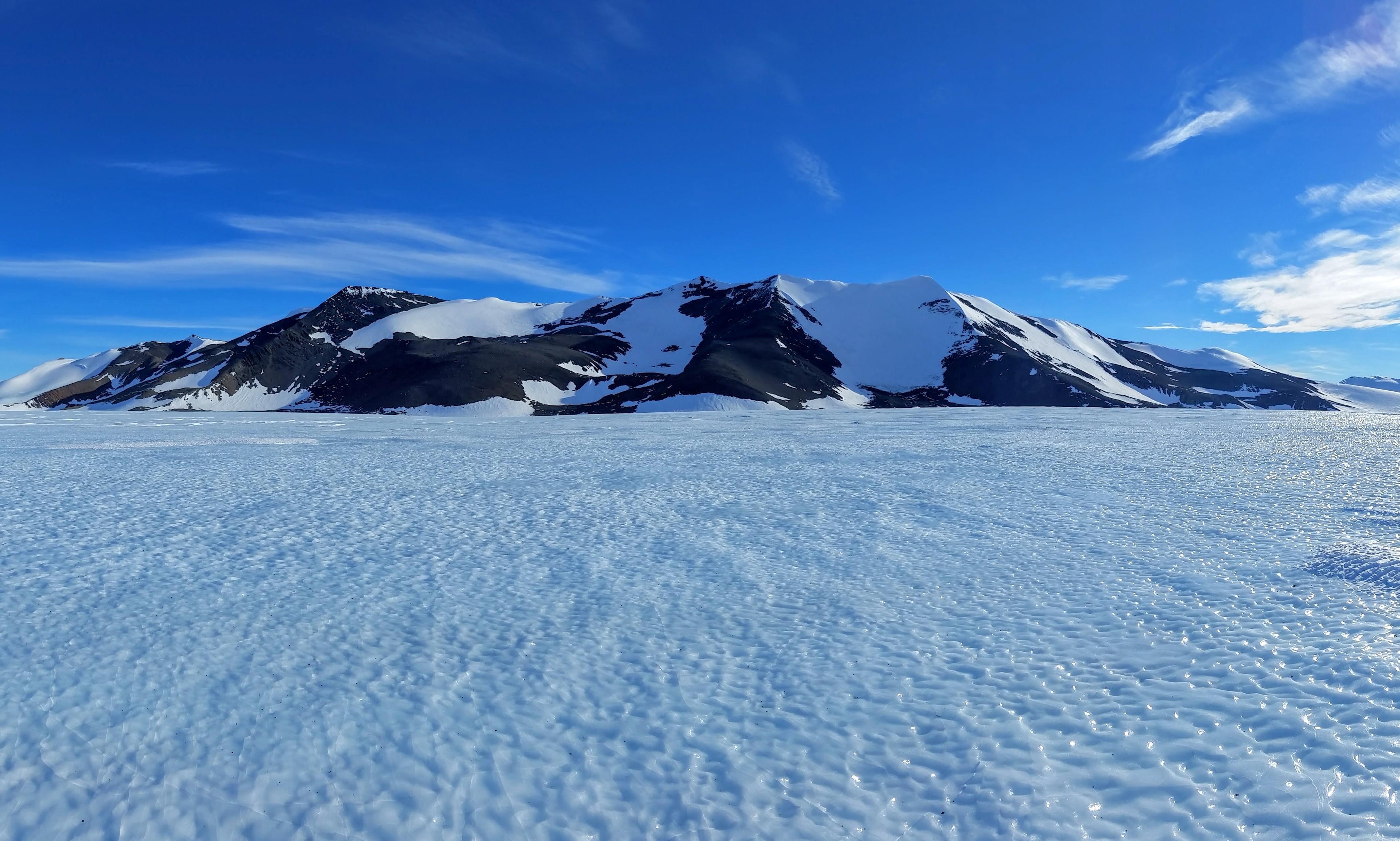 Mass melting of Antarctic ice sheet led to three metre sea level rise 120,000 years ago