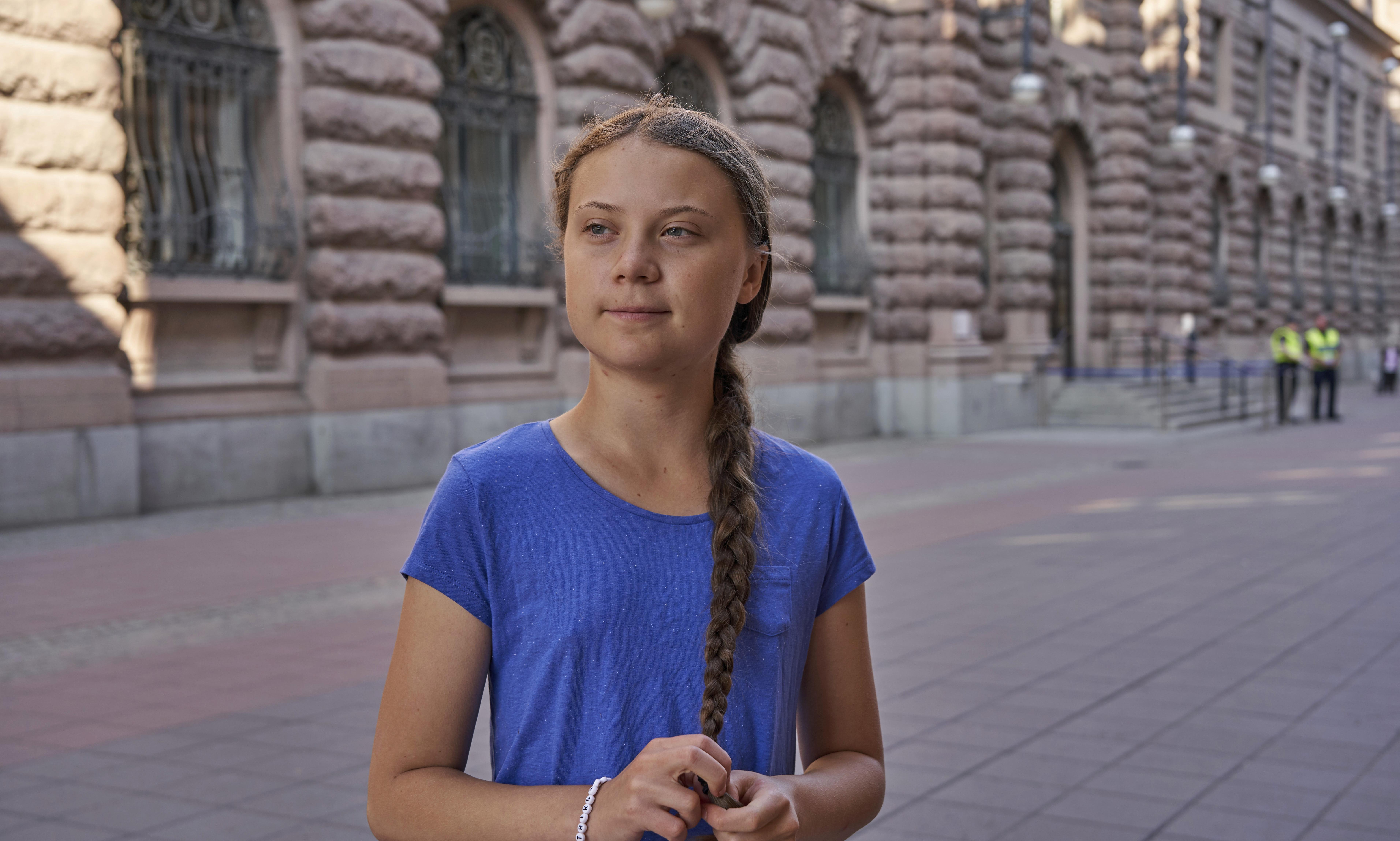 Morning mail: Greta Thunberg hits back at Bolt, Christensen's reef trip, Crosby tactics exposed