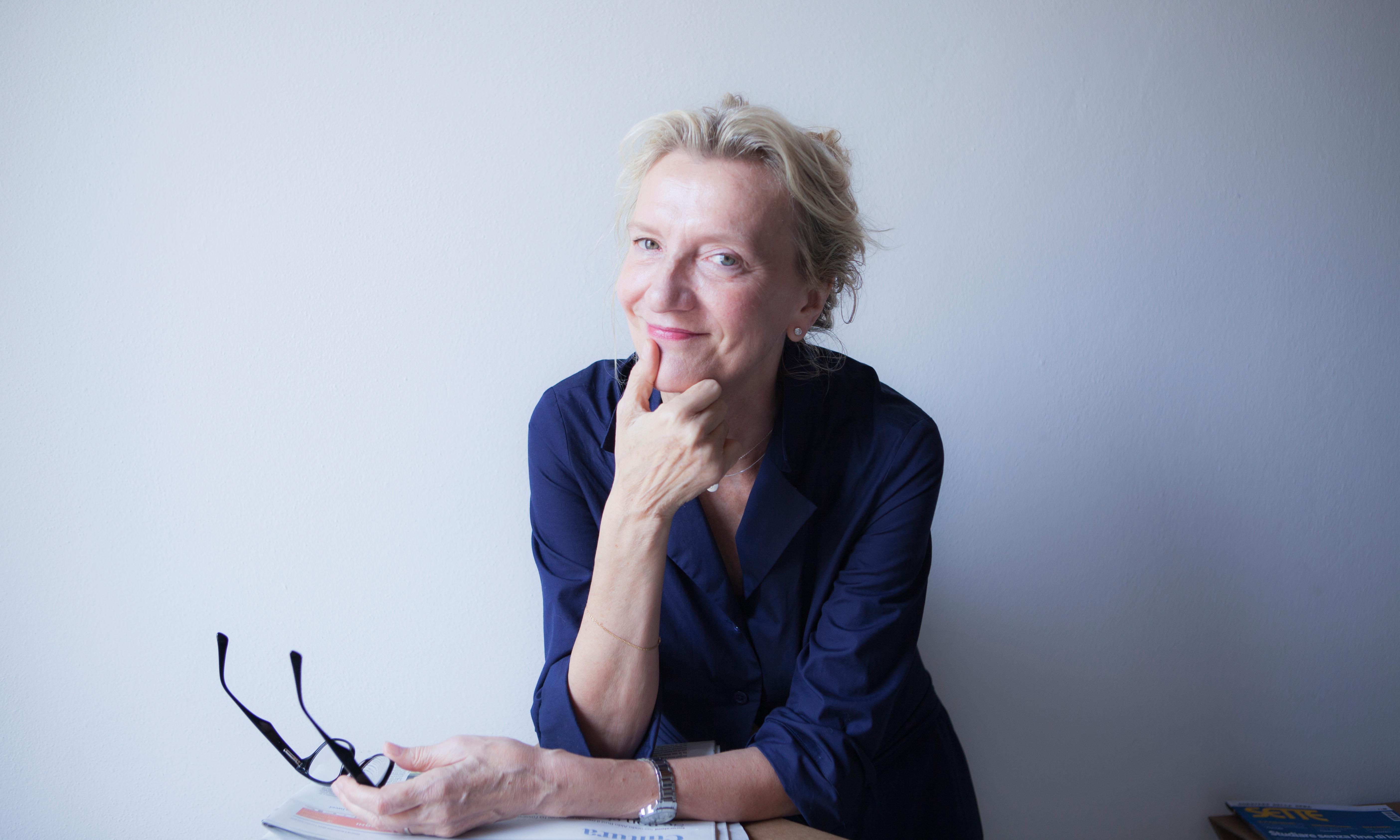 'Oh man, she's back': Elizabeth Strout on the return of Olive Kitteridge