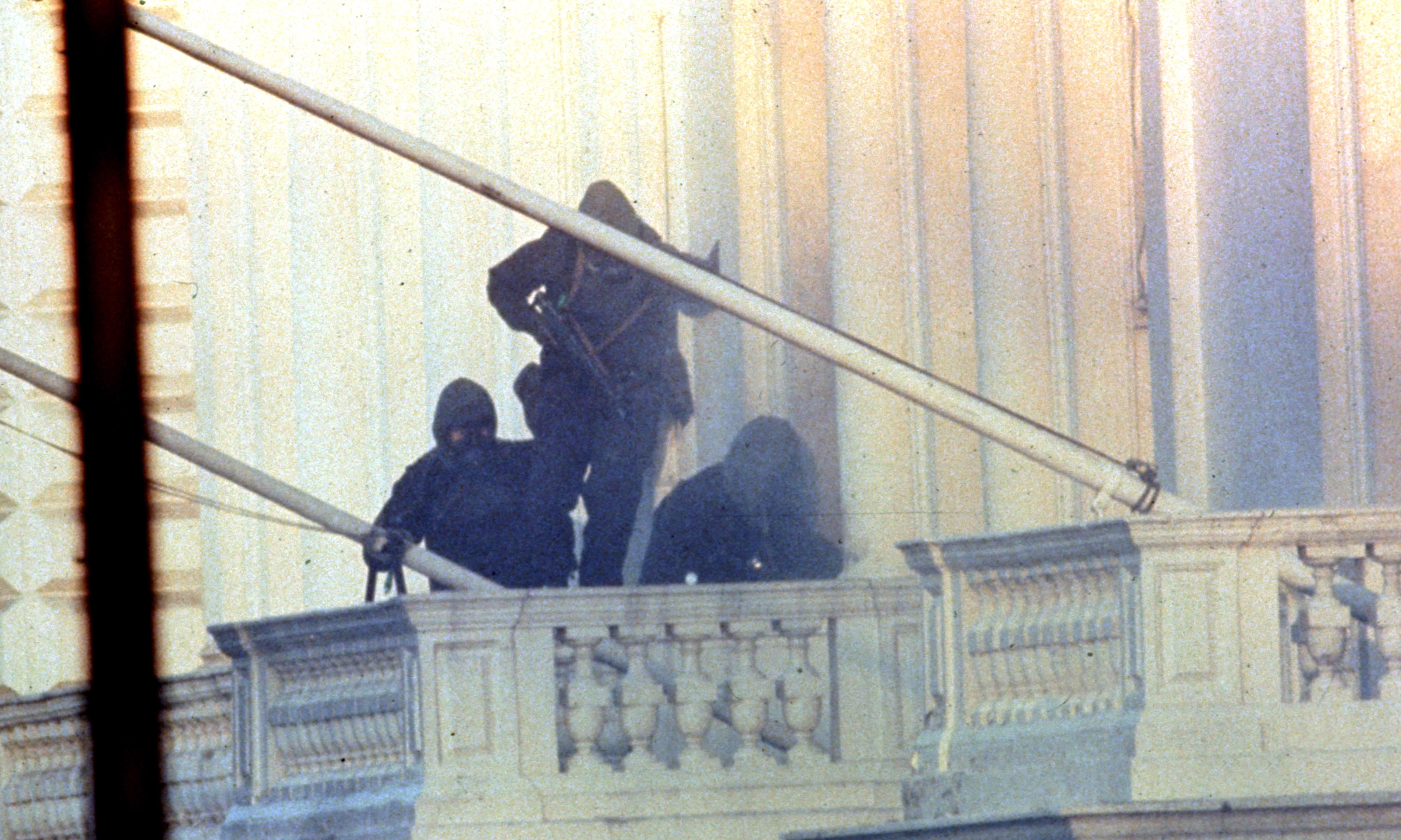 Revealed: clandestine actions of mercenaries during Thatcher years