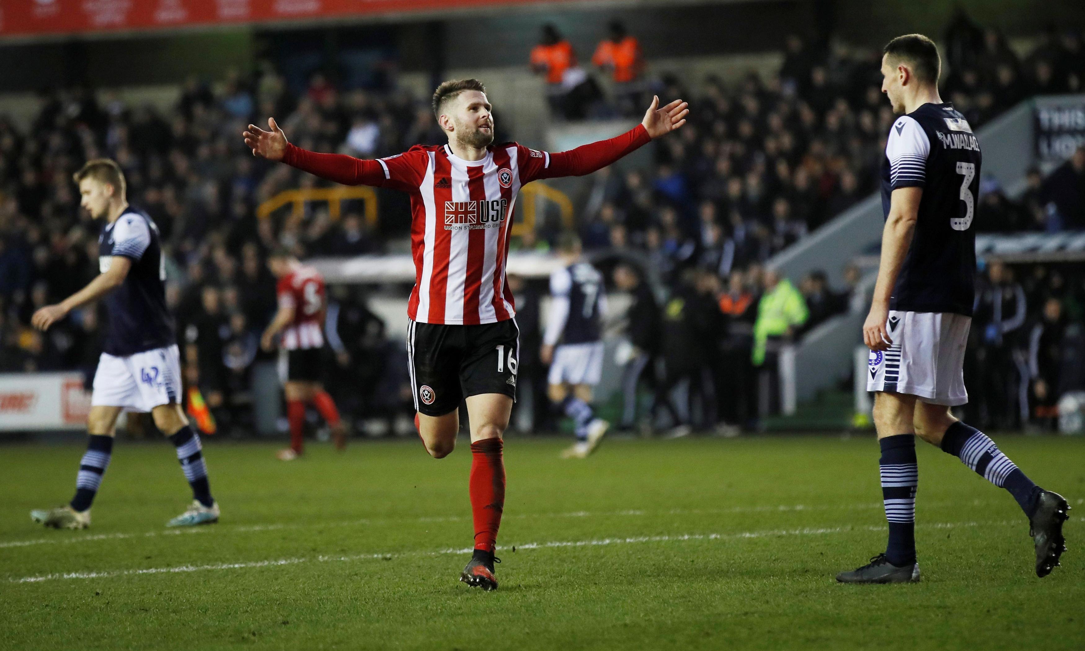 Muhamed Besic and Ollie Norwood help Sheffield United avoid Millwall upset