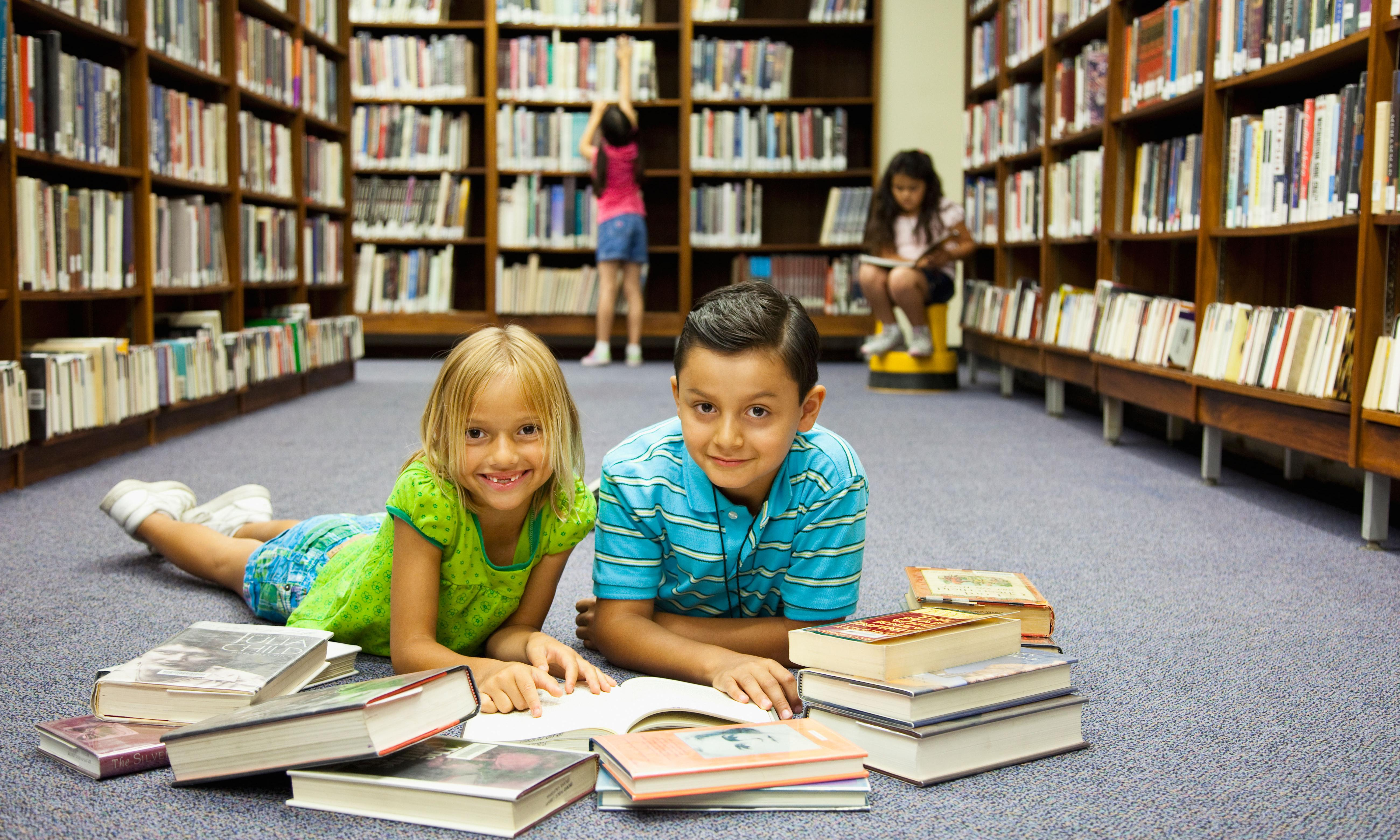 Public libraries are not just about books. At their heart, they are about social equity