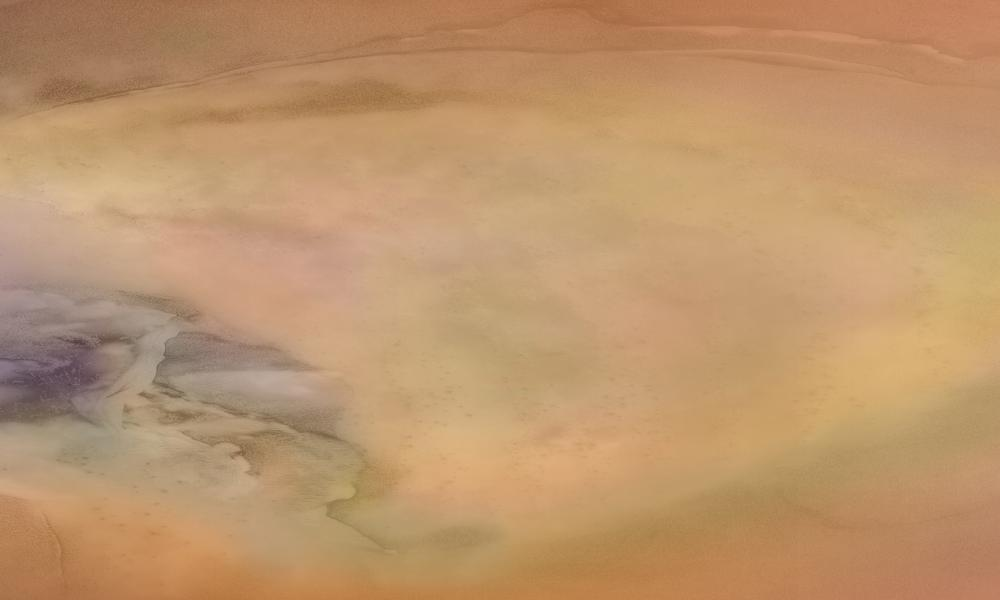 Ruff doctors Nasa's satellite pictures of Mars