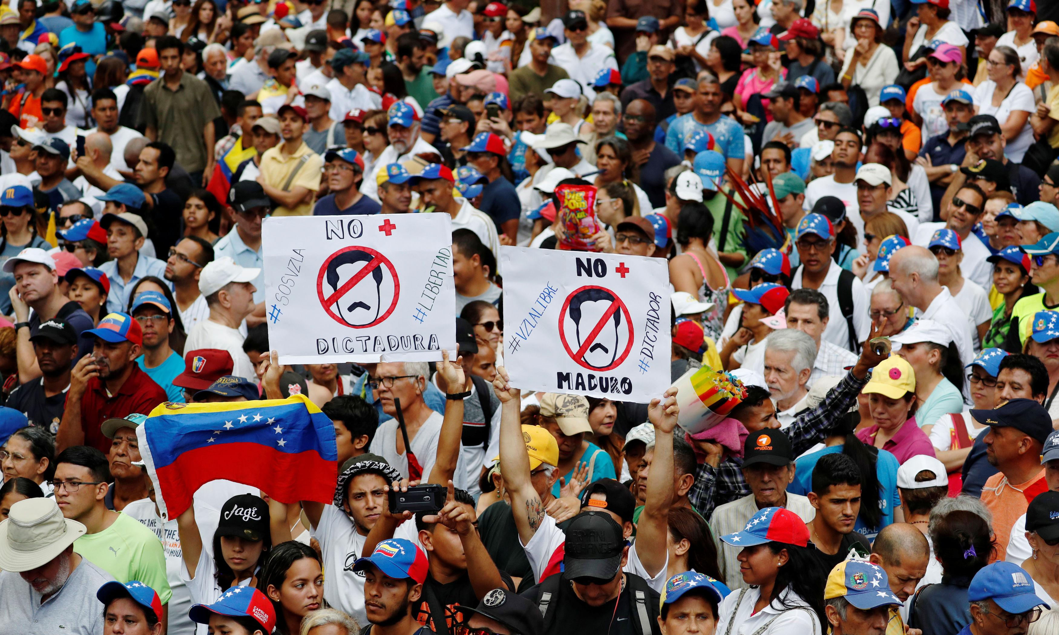 Evo Morales ousting brings new hope to Venezuela's flagging opposition