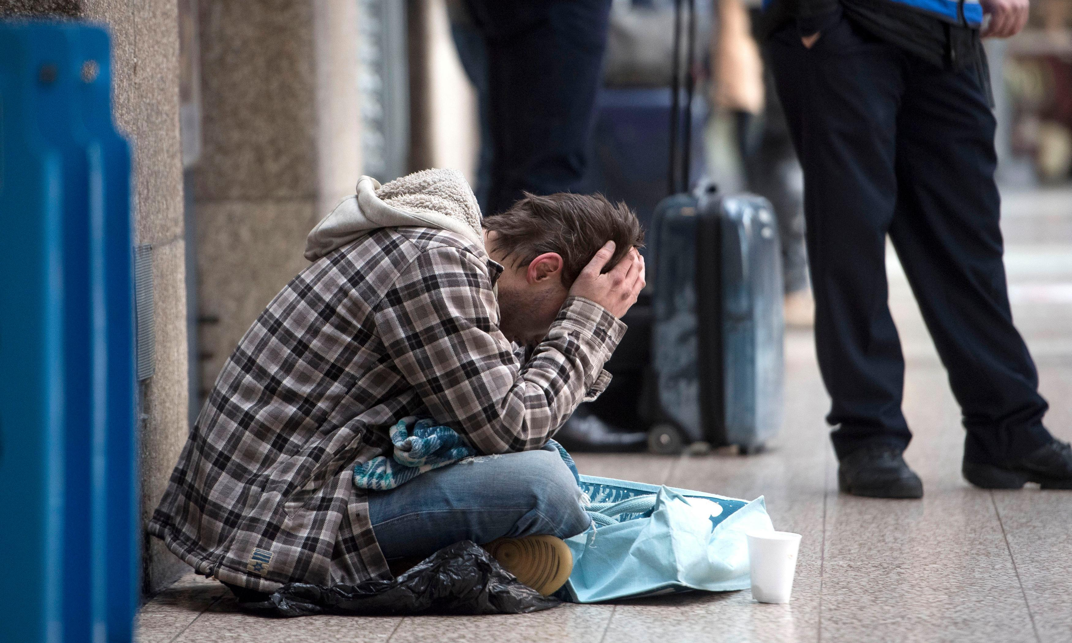 Rough sleepers will die this winter. The Tories should embrace Labour's solution