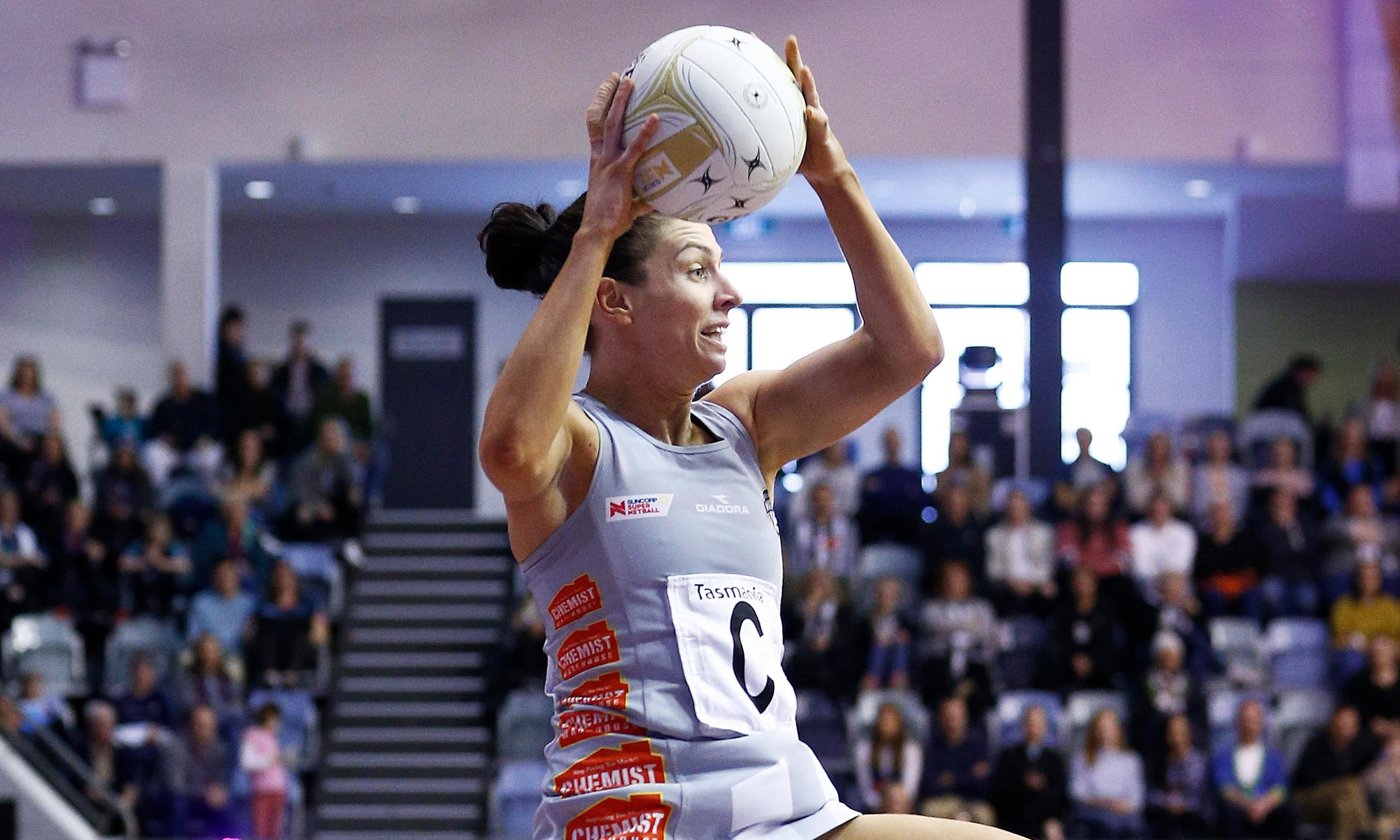 Ash Brazill recalled and two new caps named in Diamonds netball squad