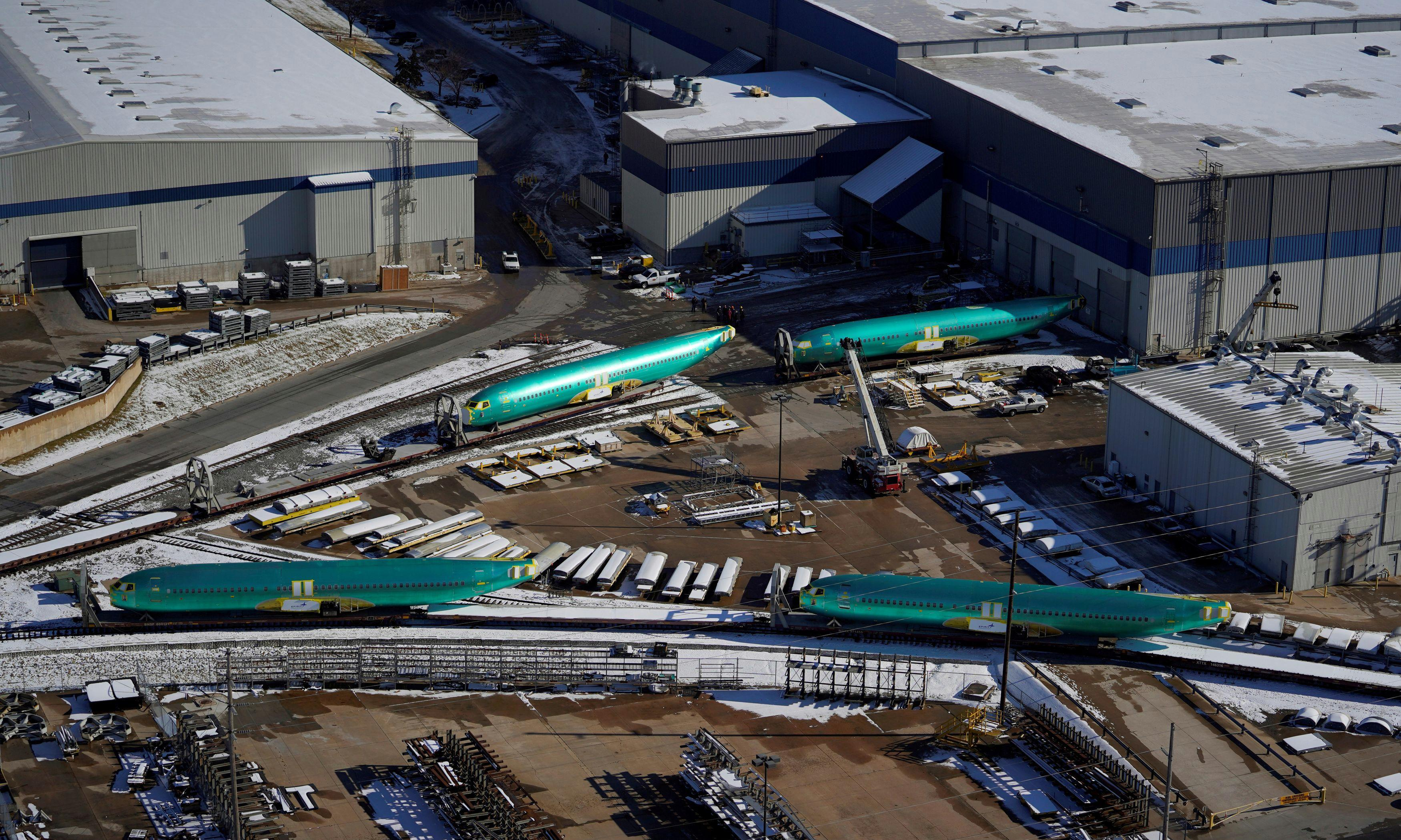 'The only ones not paying for Boeing's mistakes is Boeing': laid-off supply workers voice their anger