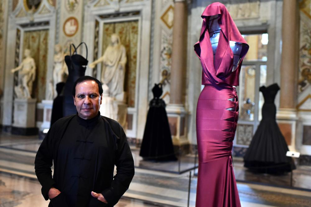 Tributes were paid to the couturier Azzedine Alaïa, who died last month.