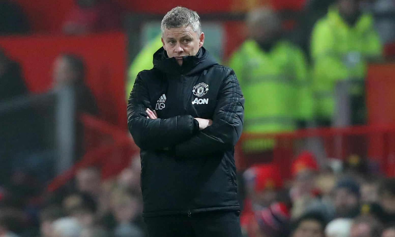 Solskjær hopes FA Cup win at Tranmere can finally kick-start United's season