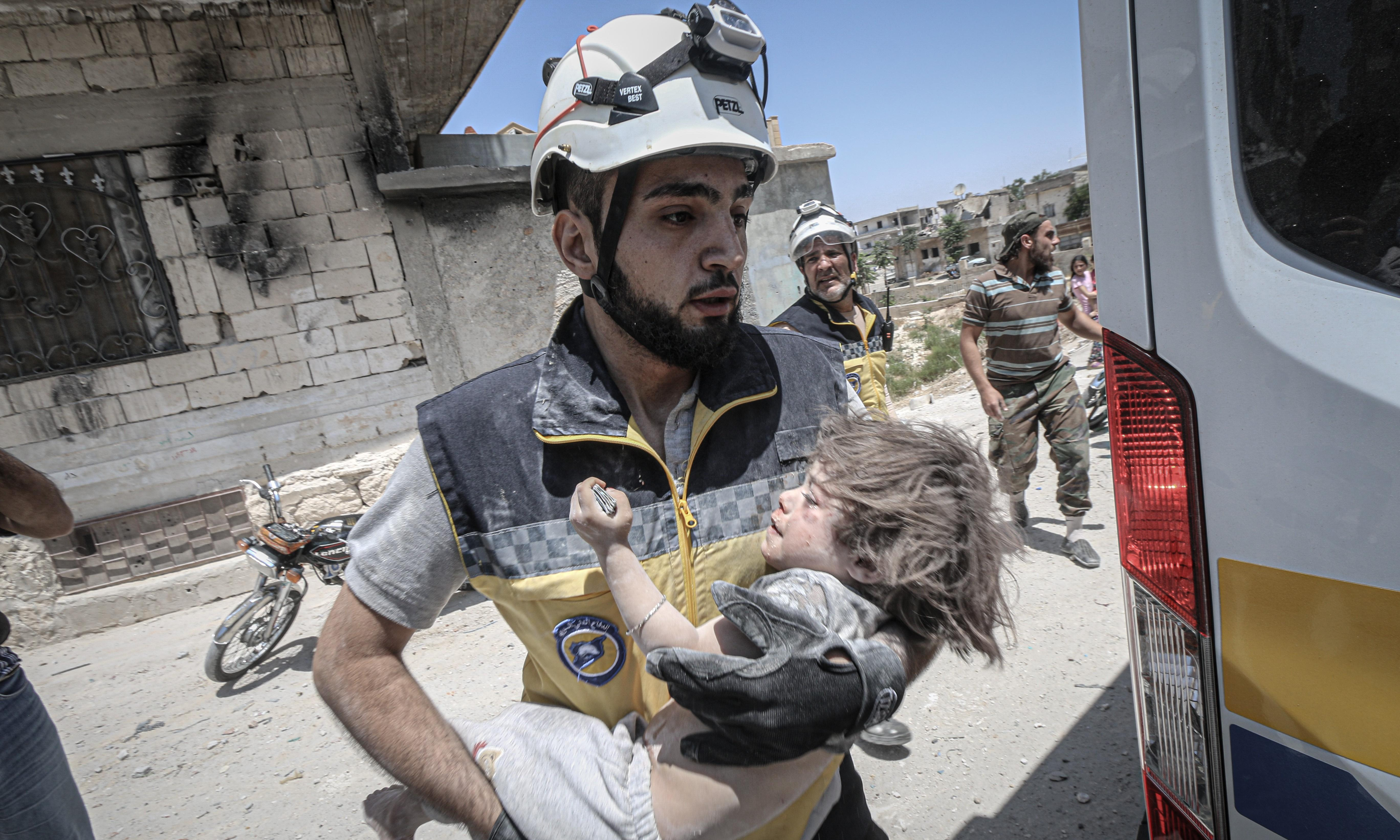 Don't call them Syria's child casualties. This is the slaughter of the innocents