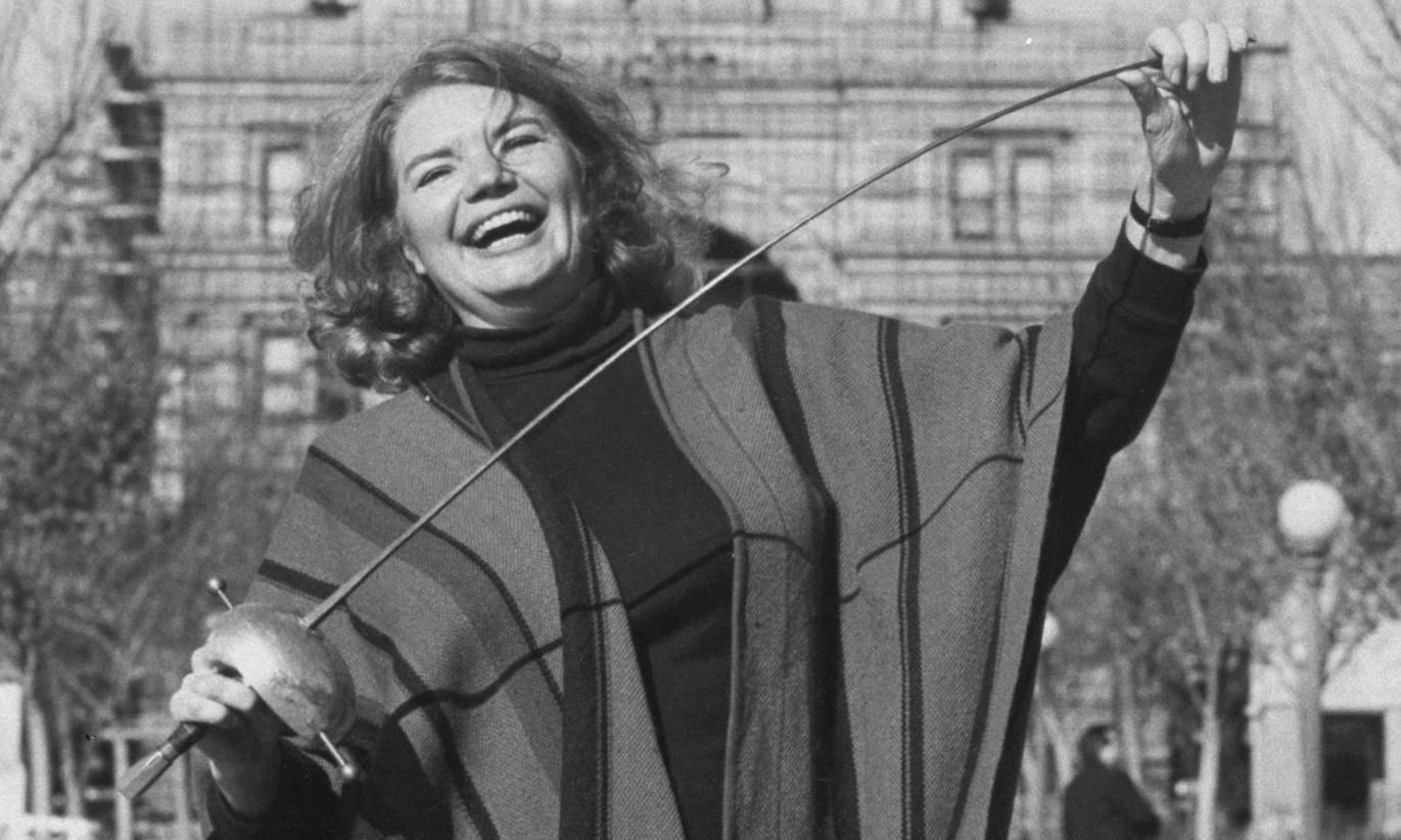 'Laughter is the great unifier' – behind the incredible life of Molly Ivins