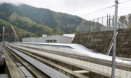 Could maglev trains be a magic bullet for UK inter-city travel?