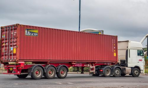 What is 'cabotage' and why have UK road freight rules changed?